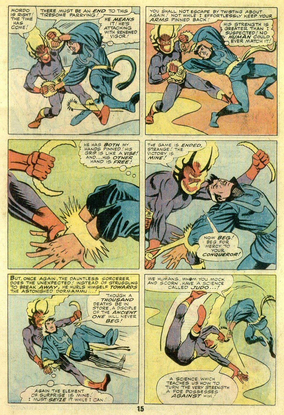 Strange Tales (1951) Issue #188 #190 - English 17