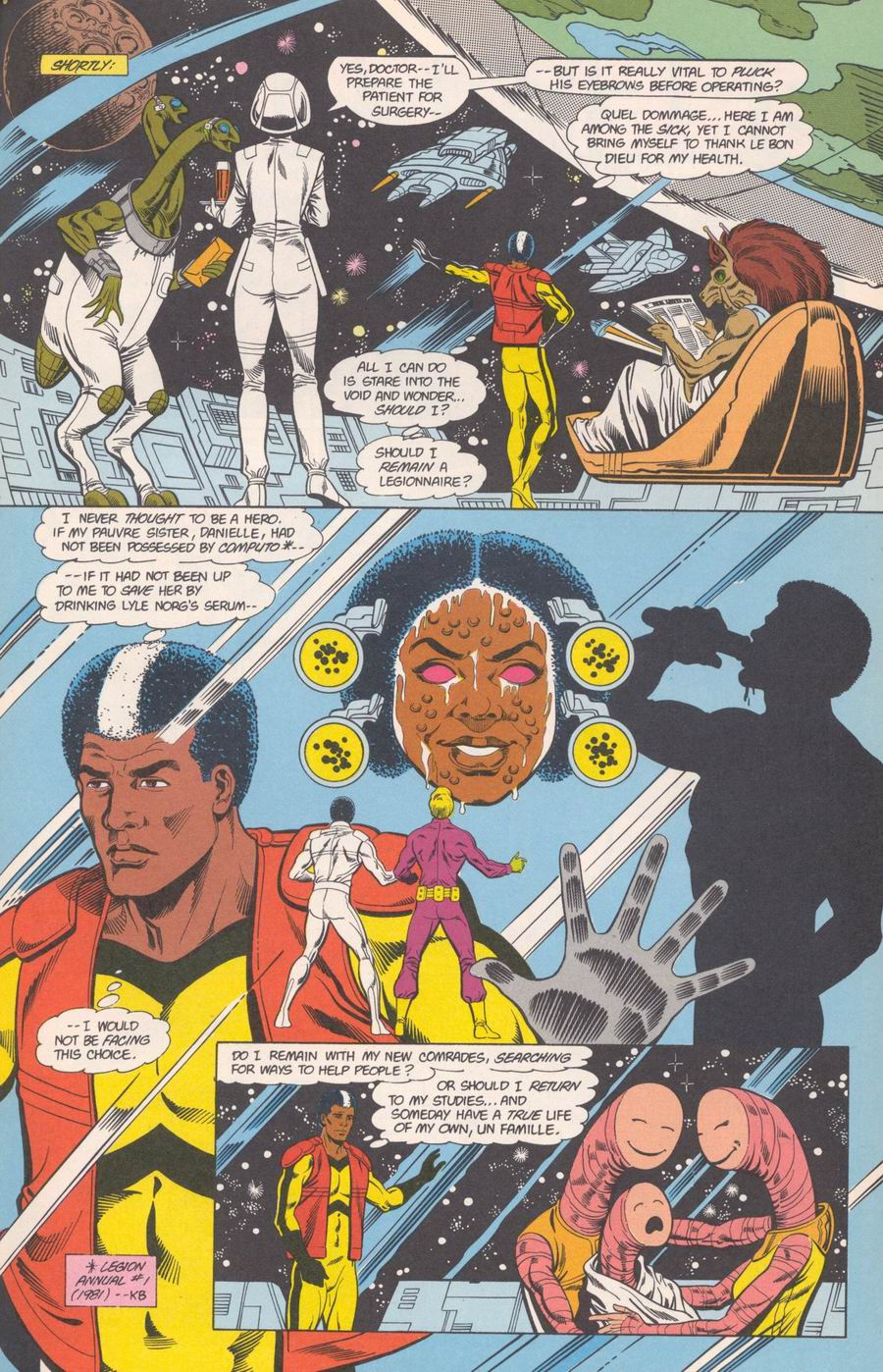 Tales of the Legion Issue #344 #31 - English 23
