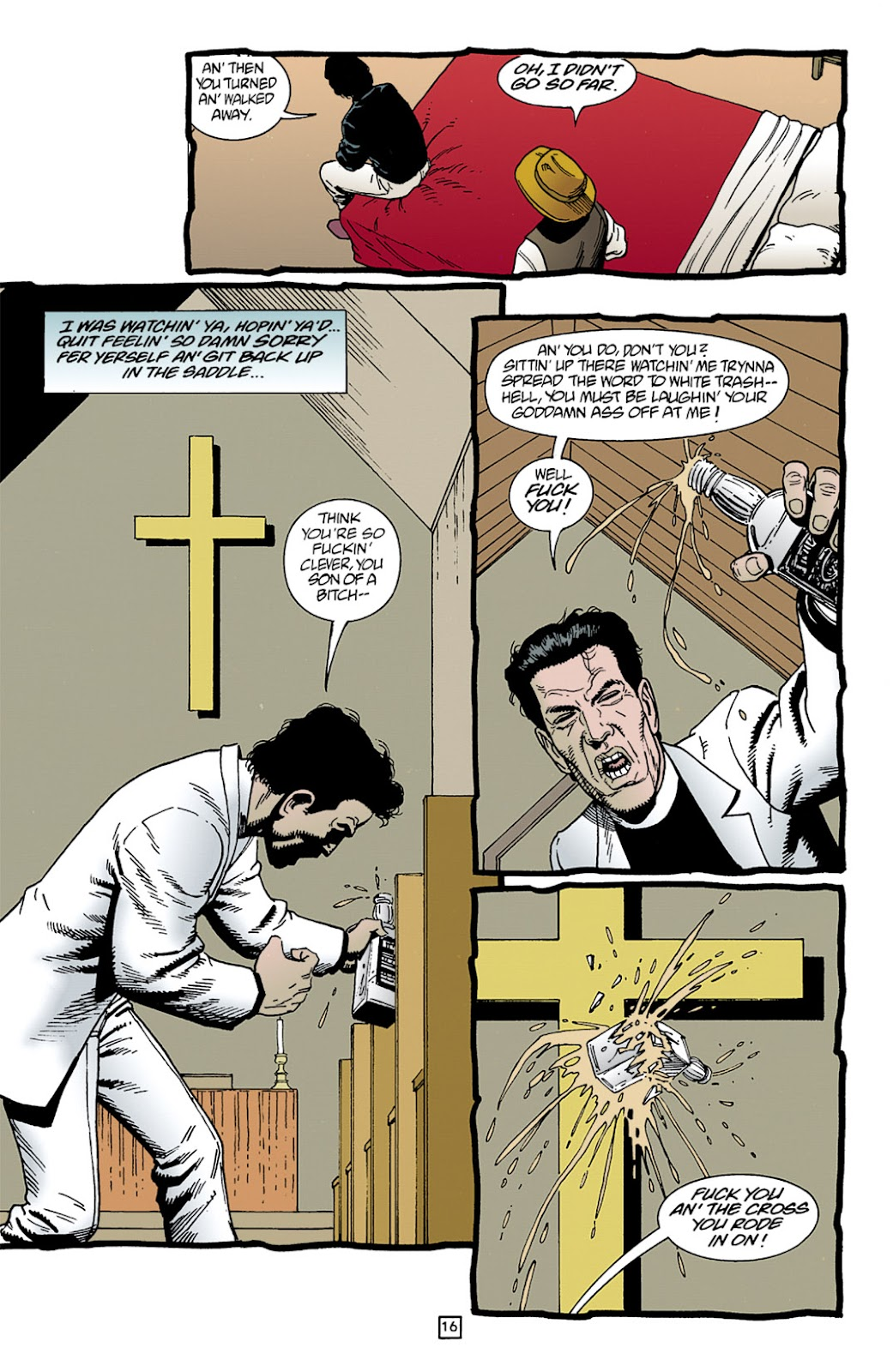 Preacher Issue #11 #20 - English 17