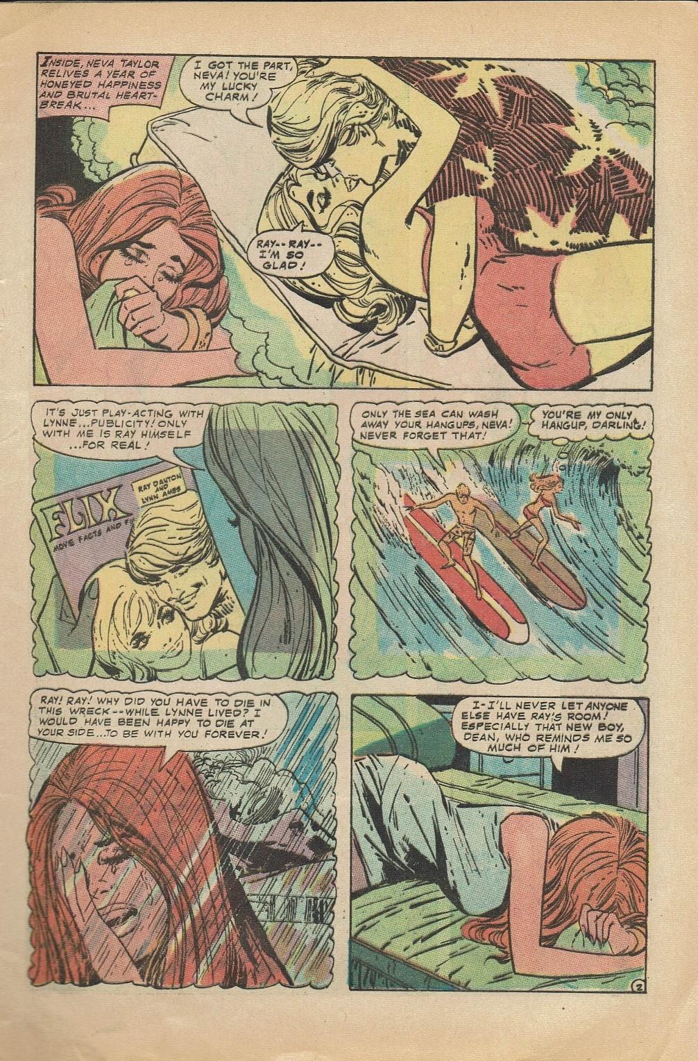 Read online Secret Hearts comic -  Issue #144 - 5