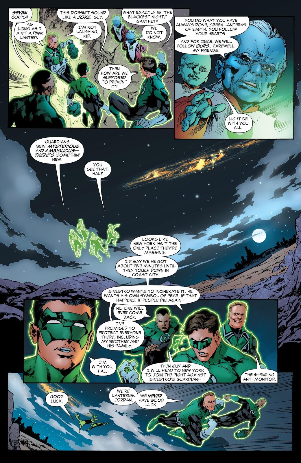 Green Lantern: The Sinestro Corps War Full #1 - English 252