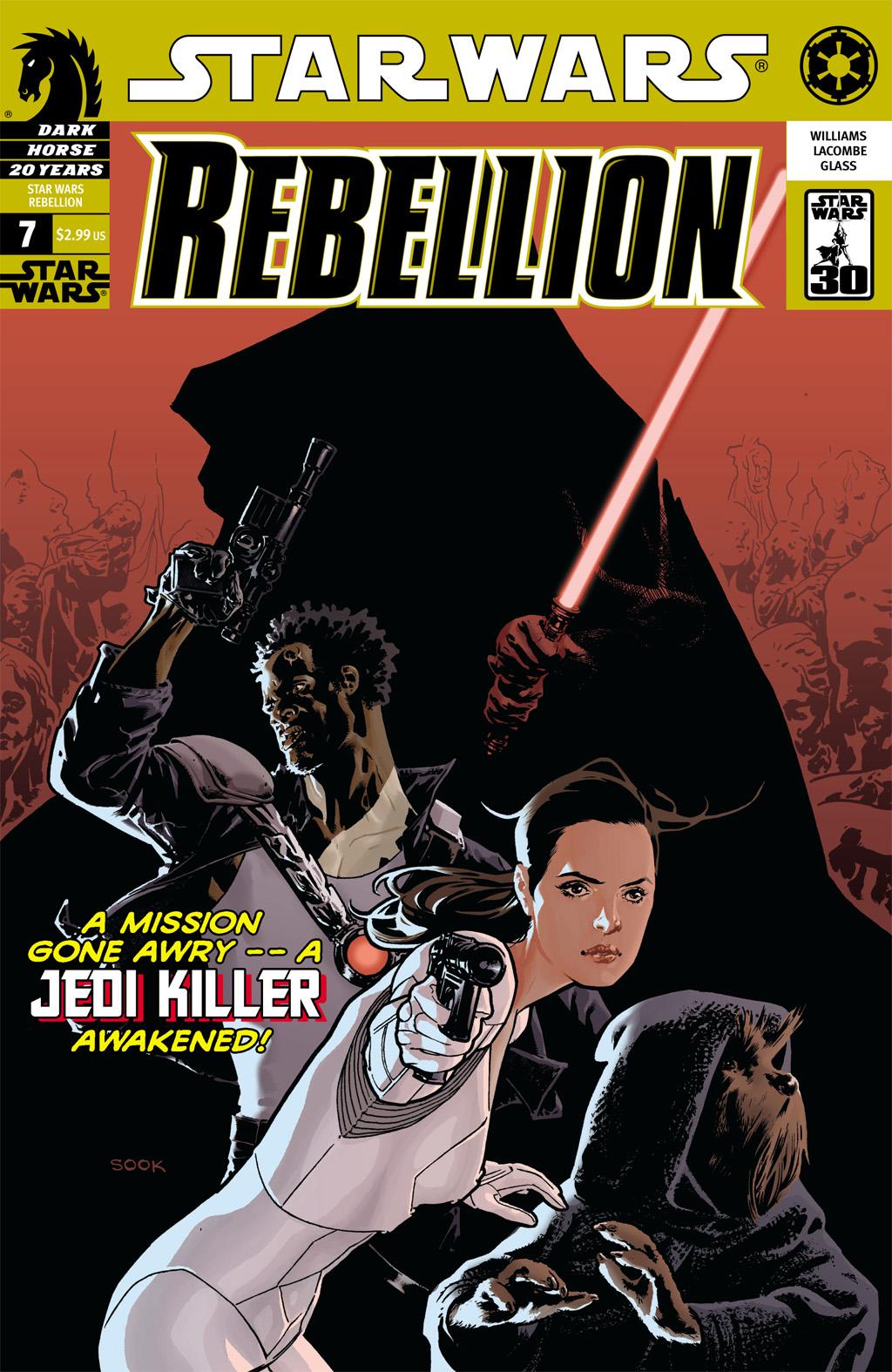 Star Wars Rebellion 7 Read Star Wars Rebellion Issue 7 Online
