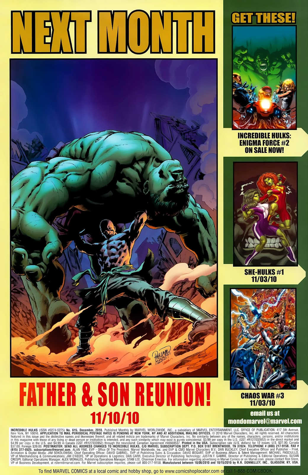 Incredible Hulks (2010) Issue #615 #5 - English 32