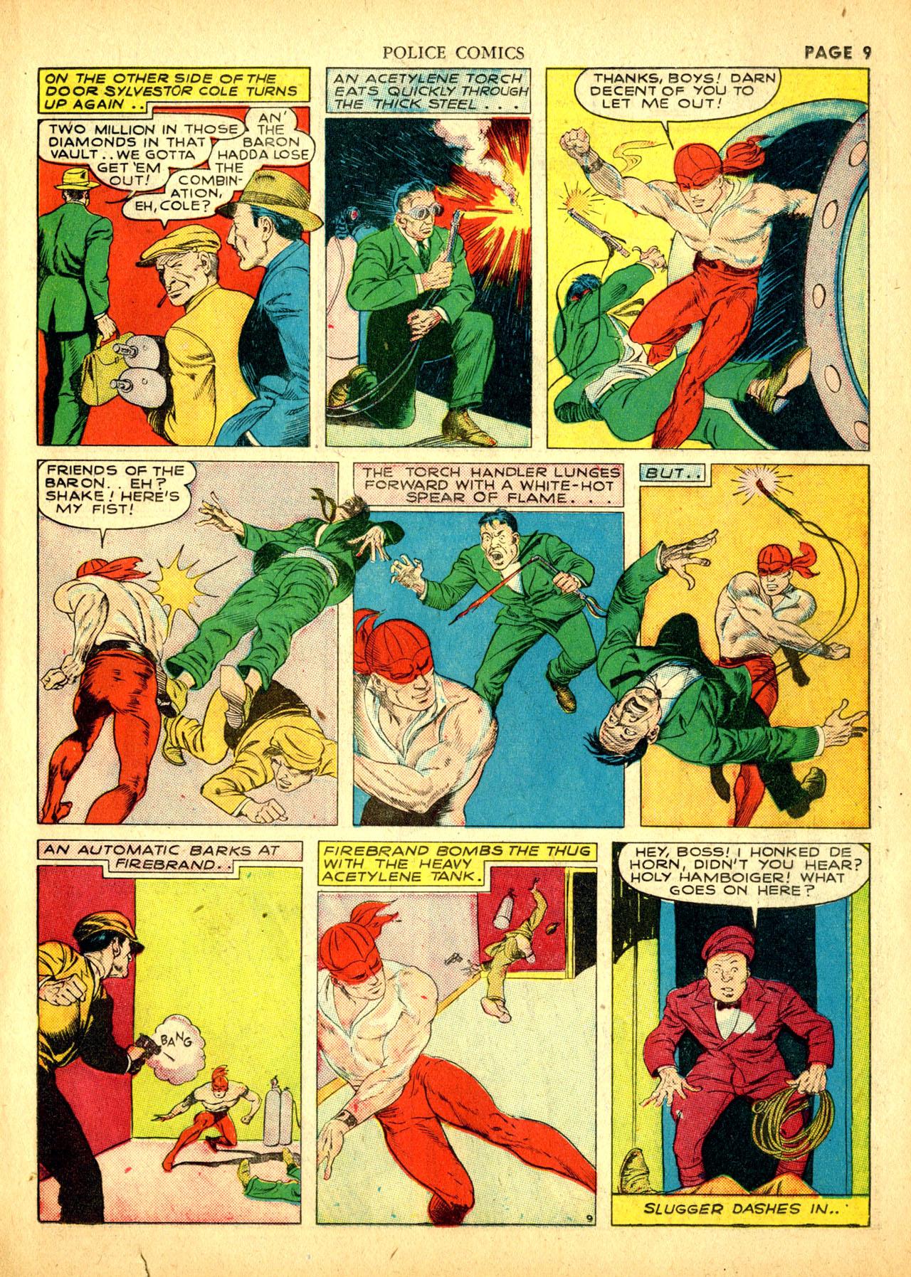 Police Comics #1 #127 - English 12