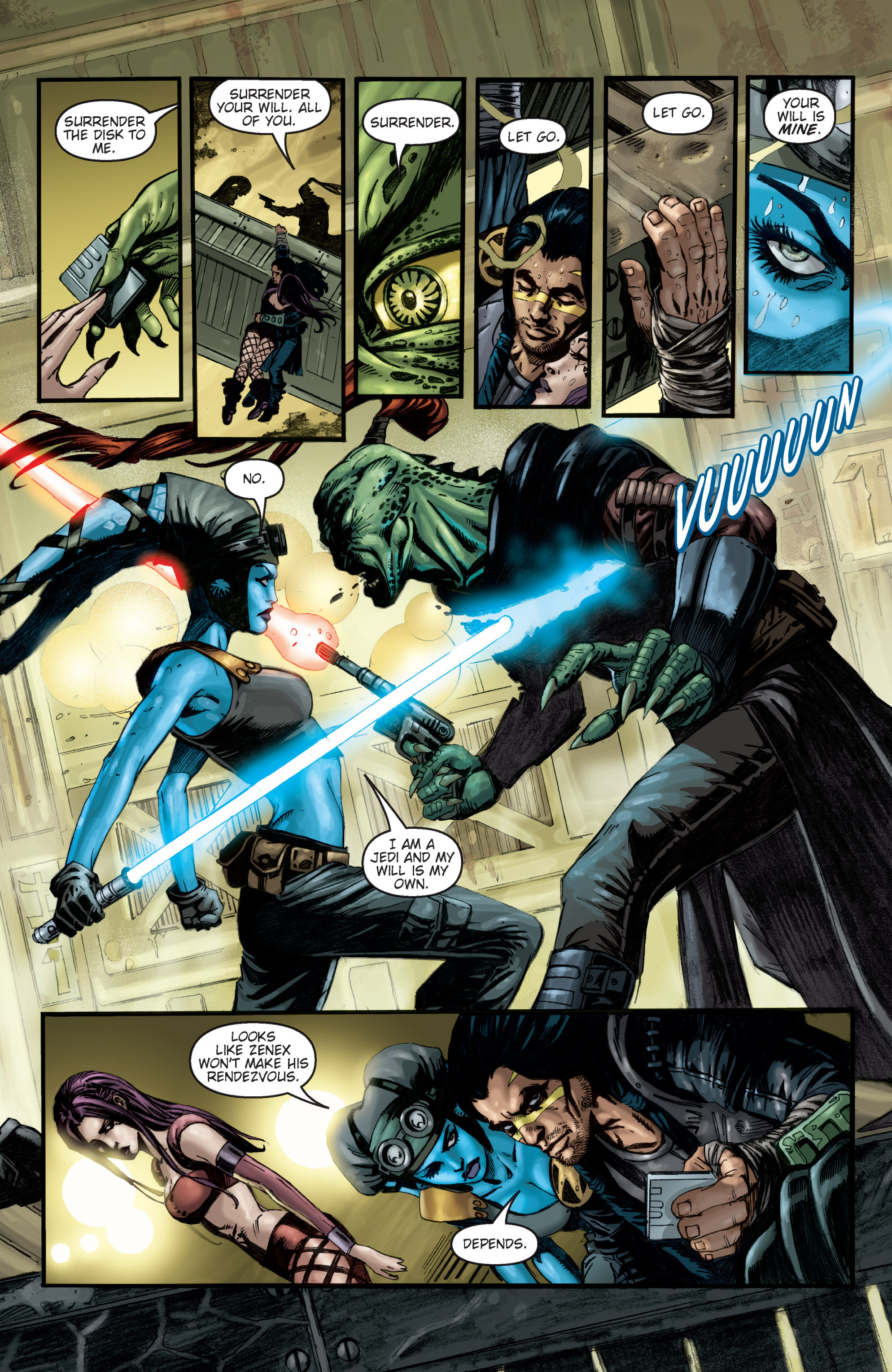 Star Wars Legends Epic Collection: The Clone Wars chap 1 pic 26