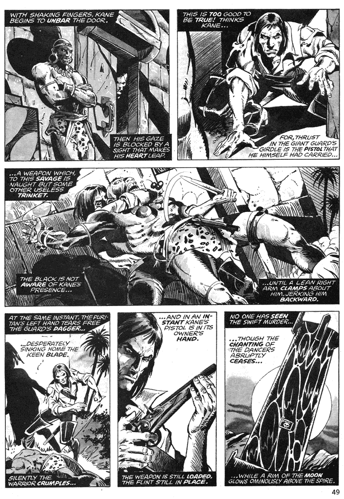 The Savage Sword Of Conan Issue #39 #40 - English 48