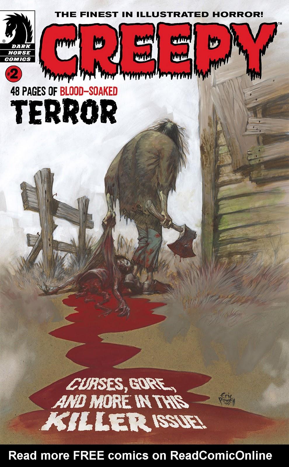 Creepy (2009) Issue #2 #2 - English 1