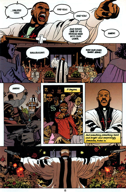 Human Target (1999) 1 Page 8