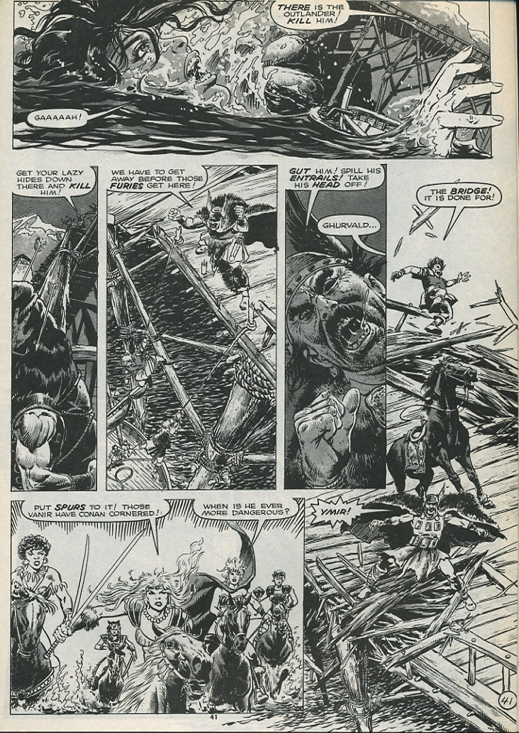 The Savage Sword Of Conan Issue #179 #180 - English 43