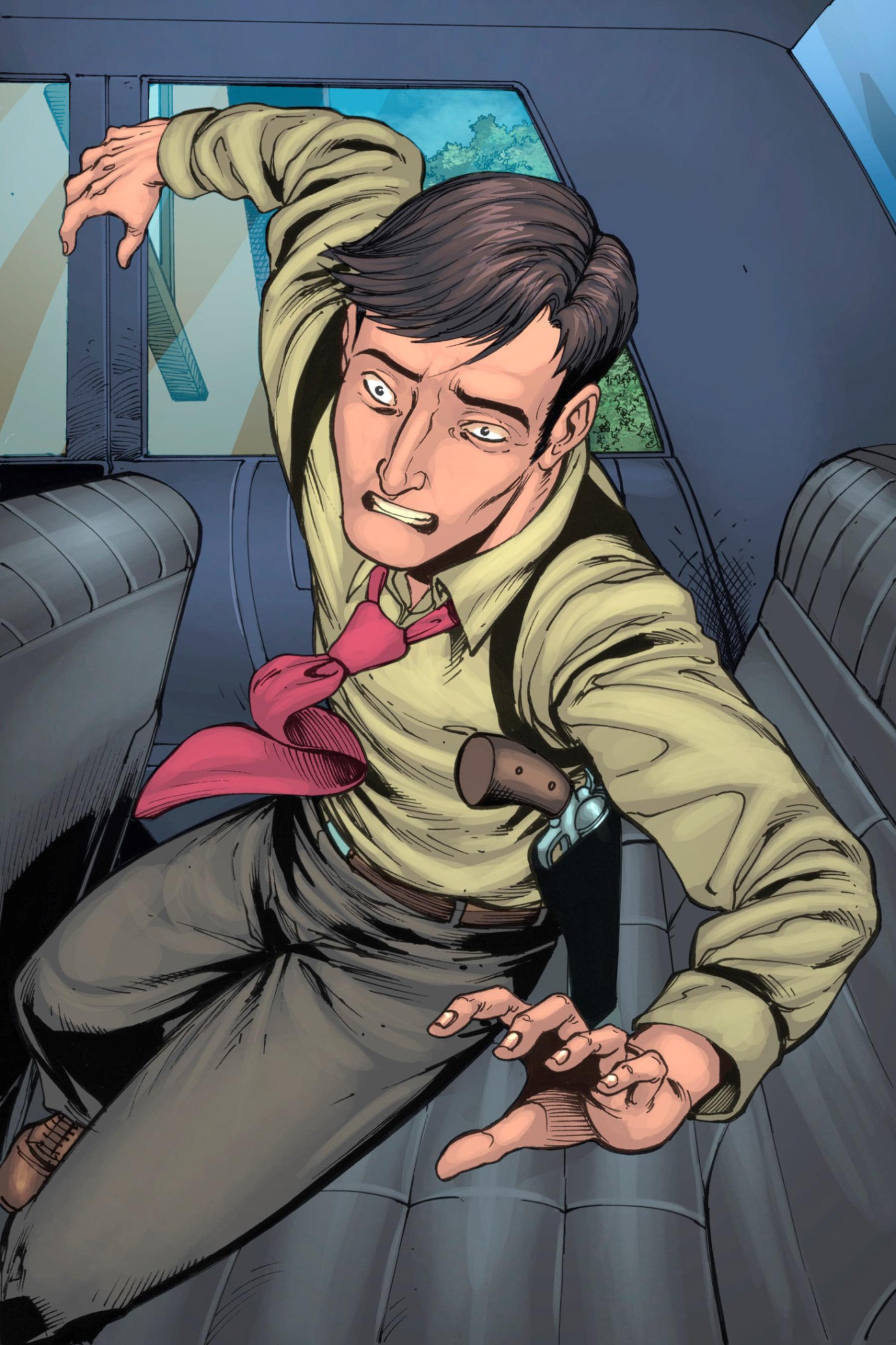 Read online Z-Men comic -  Issue #3 - 113
