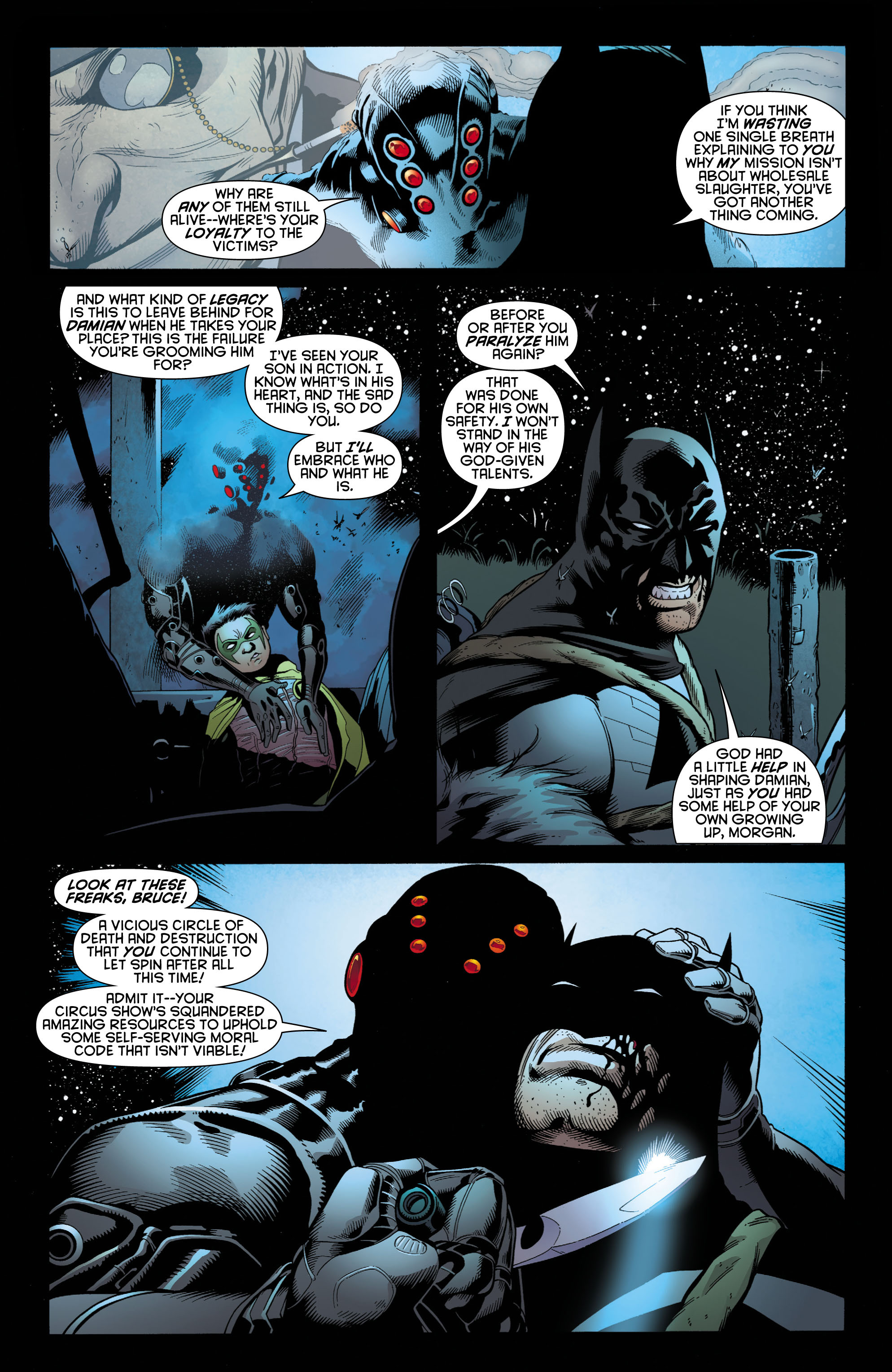 Batman and Robin (2011) chap 1 pic 73