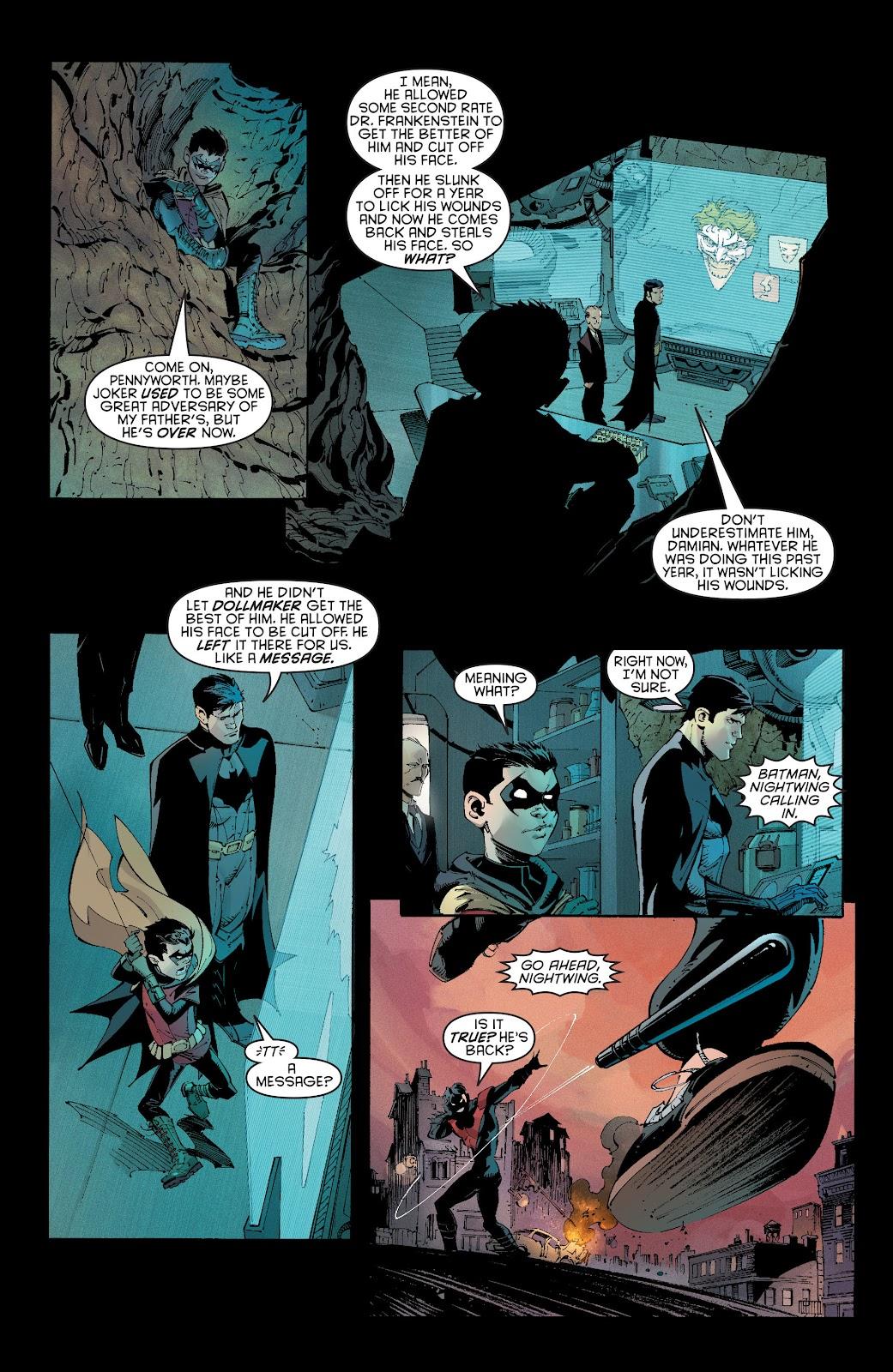 Batman (2011) Issue #13 #28 - English 10