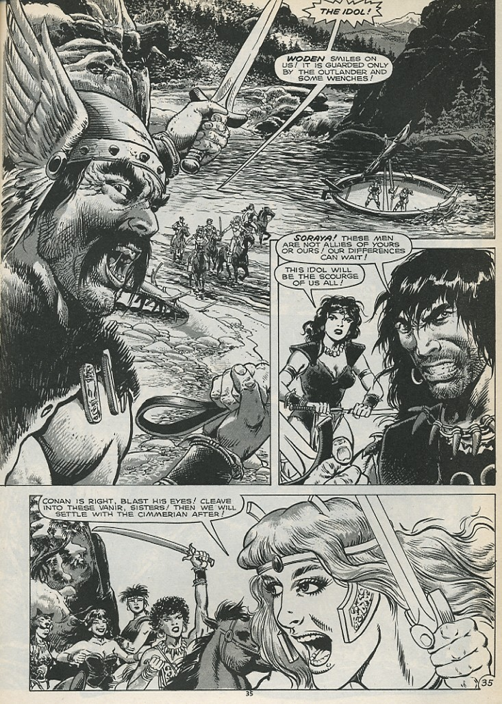 The Savage Sword Of Conan Issue #179 #180 - English 37