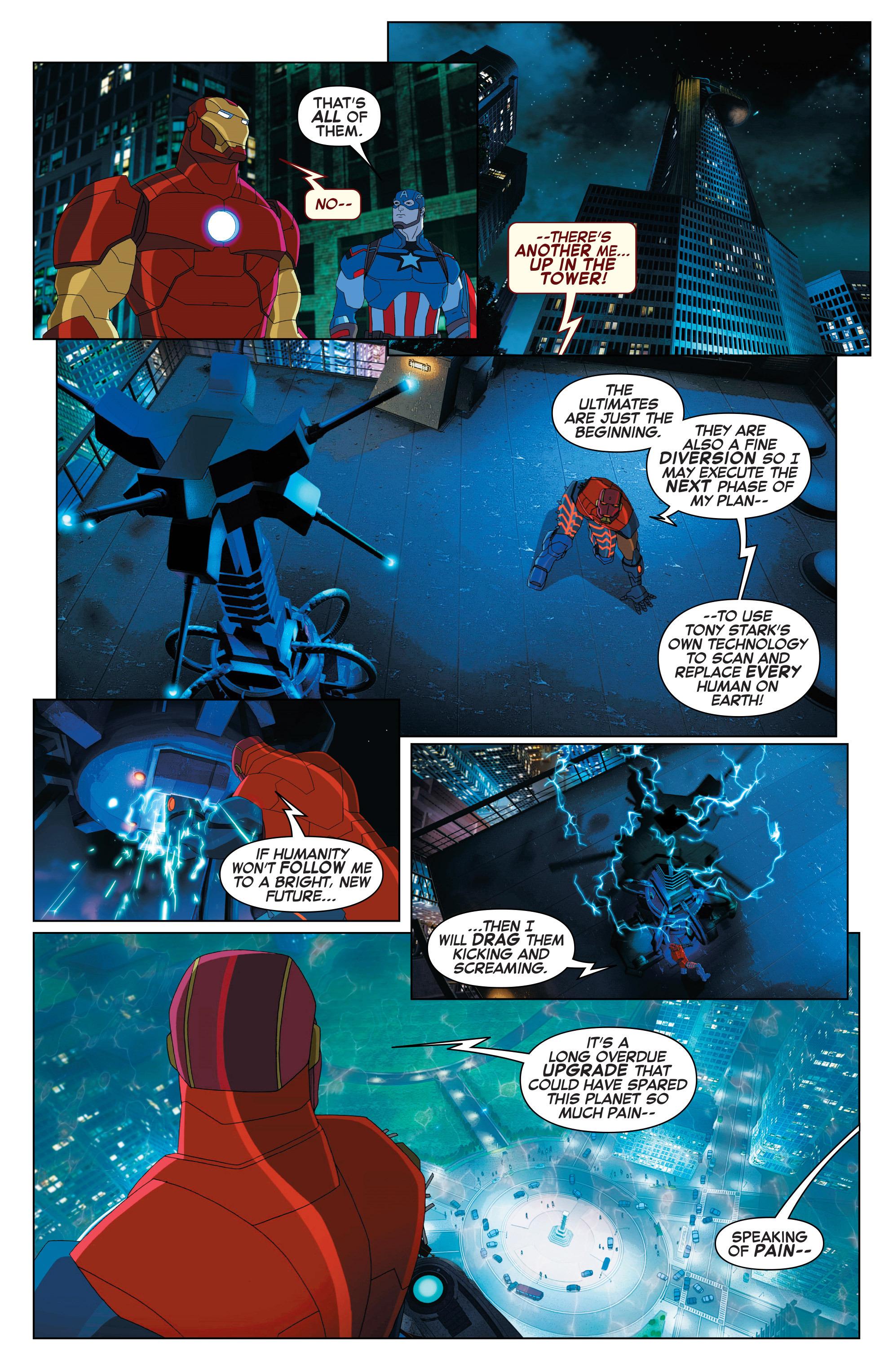 Read online Marvel Universe Avengers: Ultron Revolution comic -  Issue #2 - 20