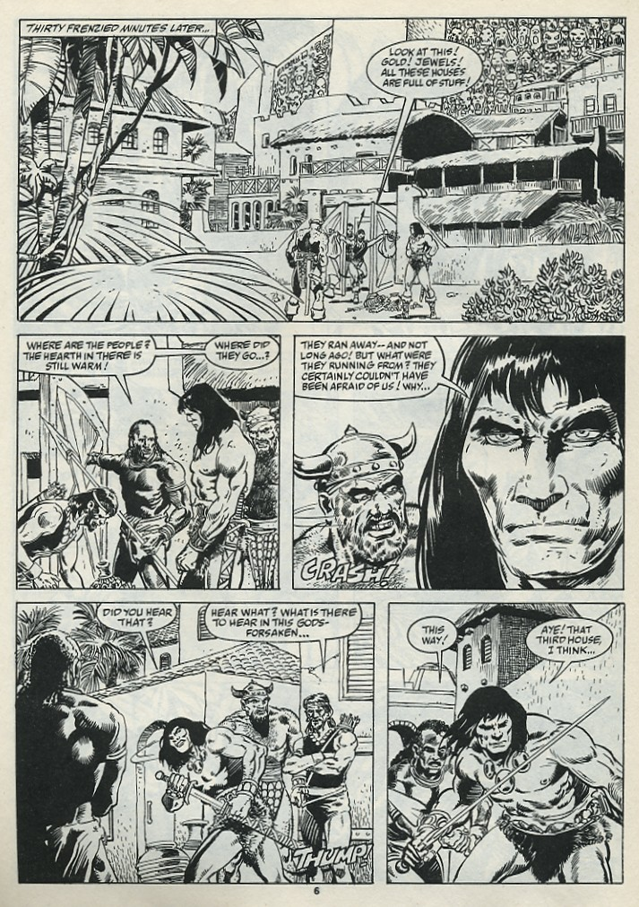 The Savage Sword Of Conan Issue #182 #183 - English 8