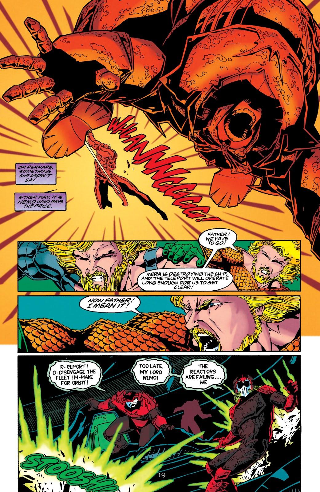 Aquaman (1994) Issue #48 #54 - English 19