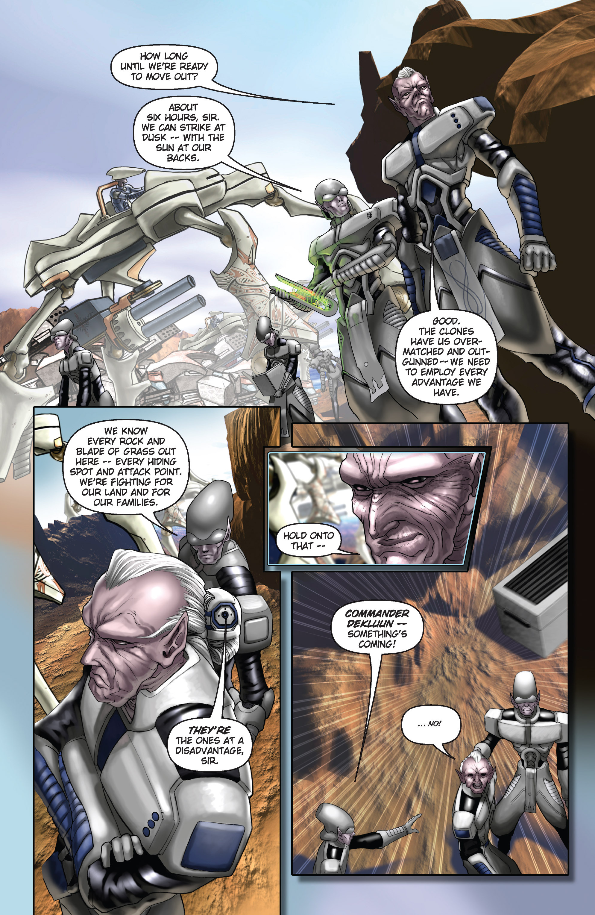 Star Wars Legends Epic Collection: The Clone Wars chap 2 pic 177