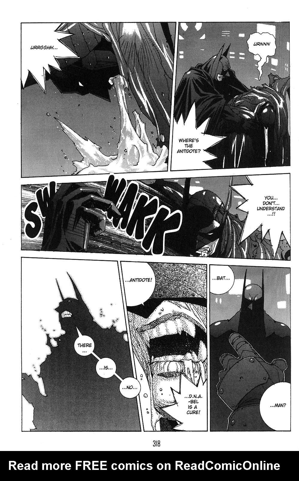 Read online Batman: Child of Dreams comic -  Issue # Full - 302