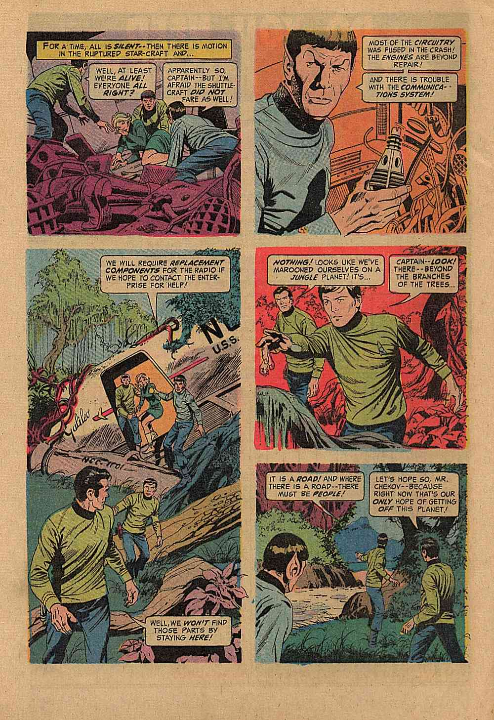 Star Trek (1967) Issue #16 #16 - English 6