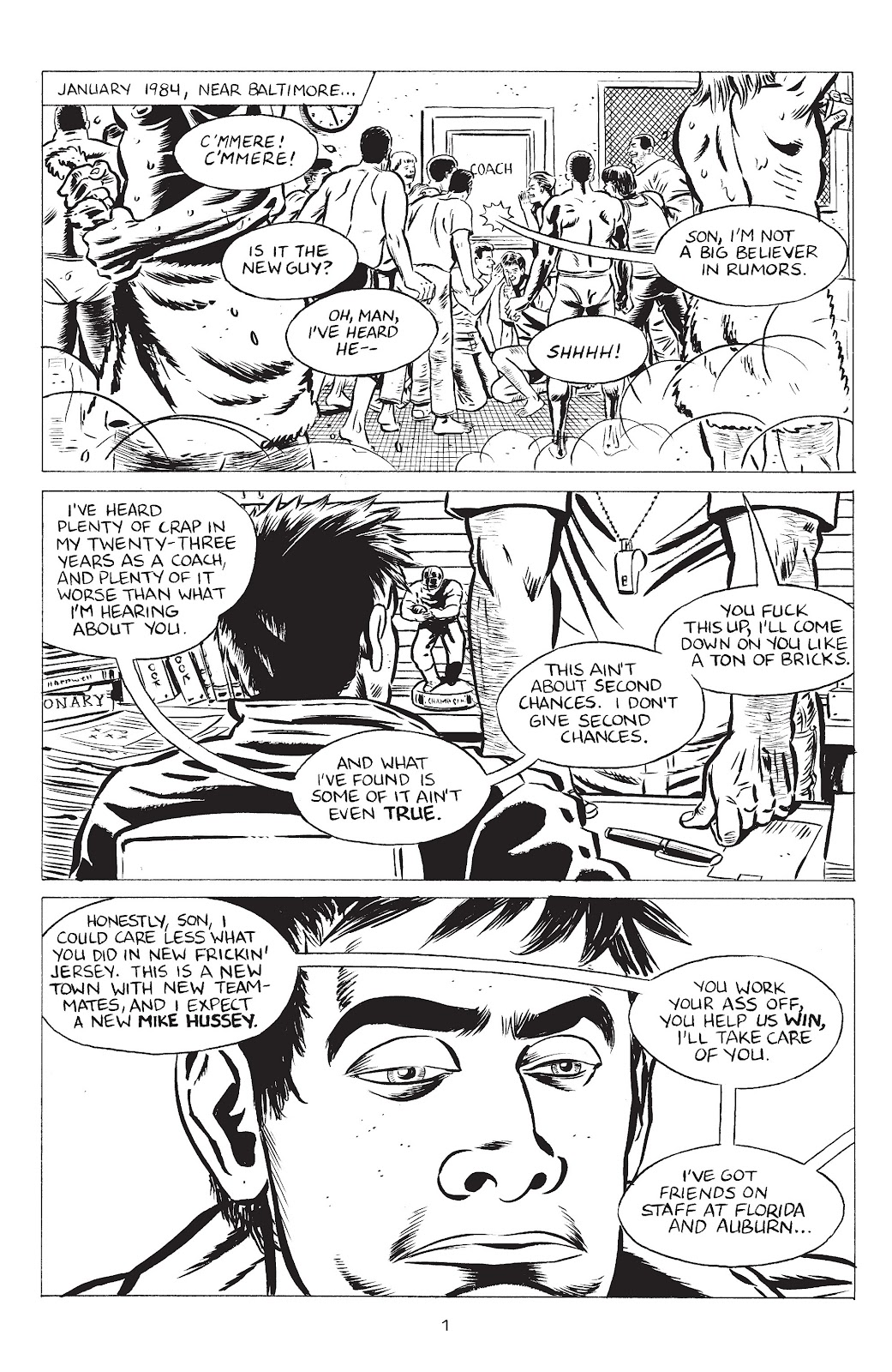 Stray Bullets Issue #37 #37 - English 3