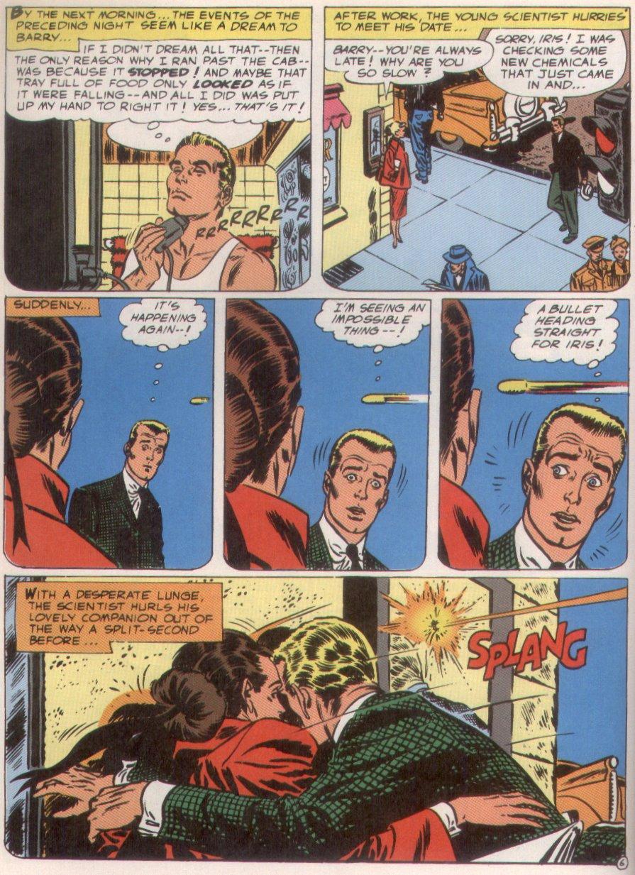 Read online Secret Origins (1961) comic -  Issue # Full - 66