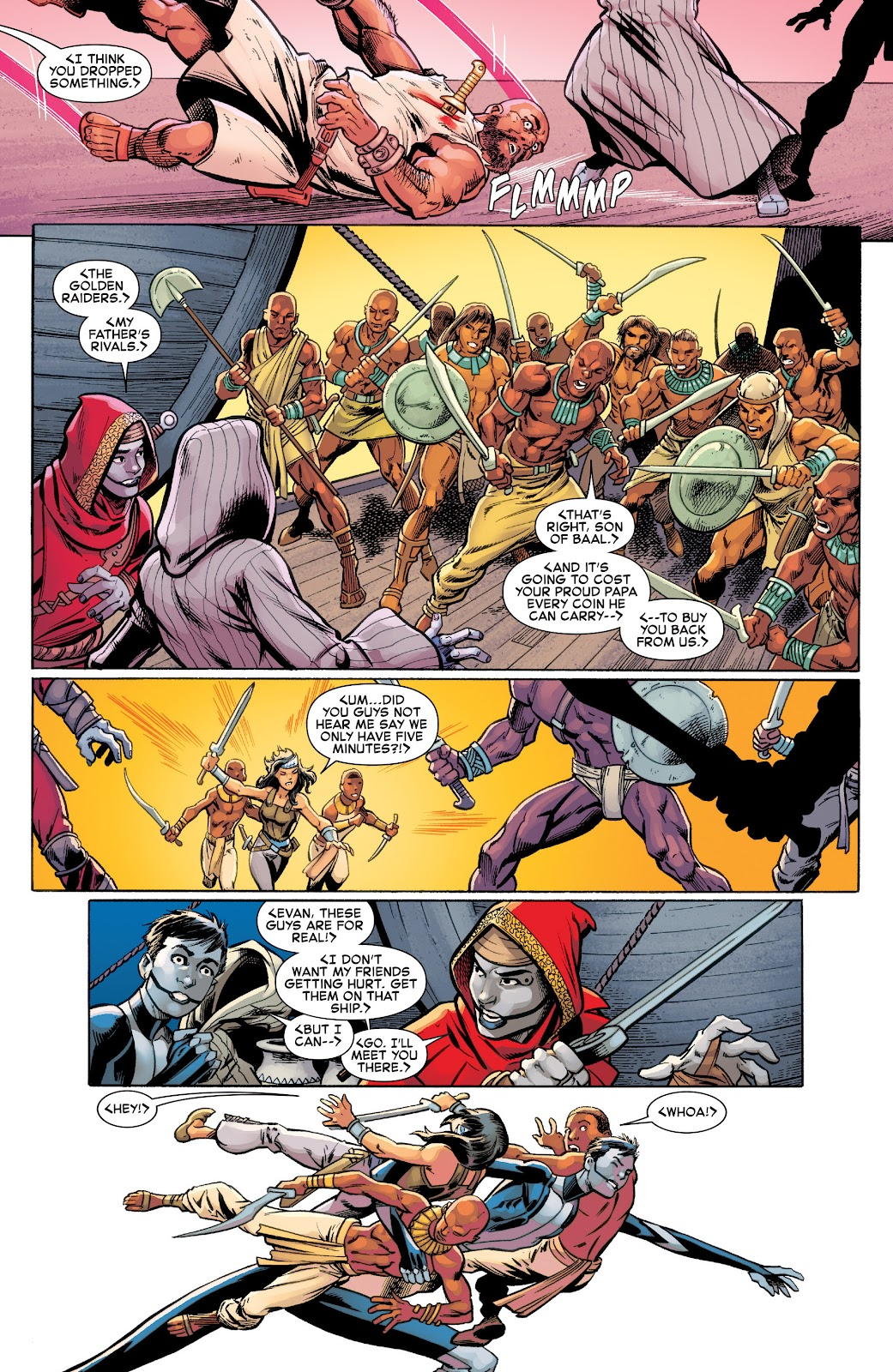 All-New X-Men (2016) Issue #10 #12 - English 19