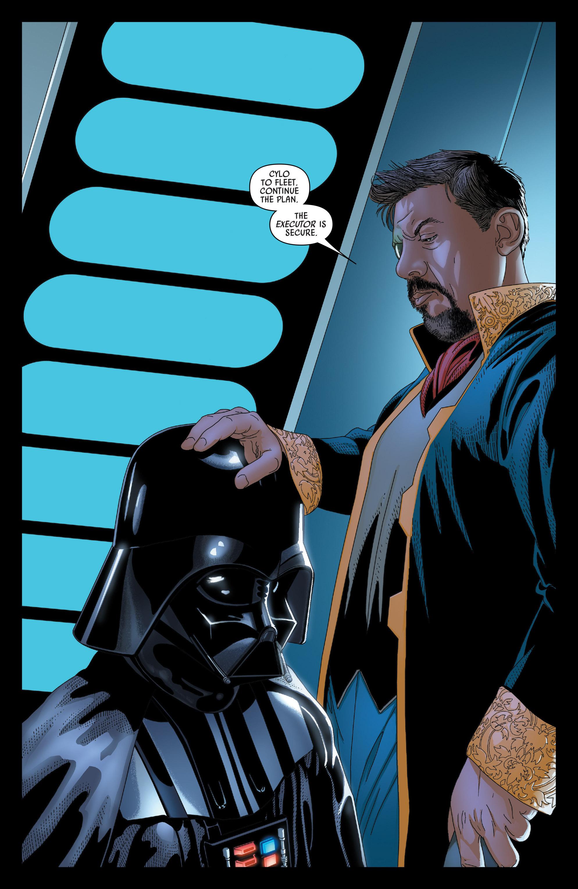 Read online Darth Vader comic -  Issue #24 - 3