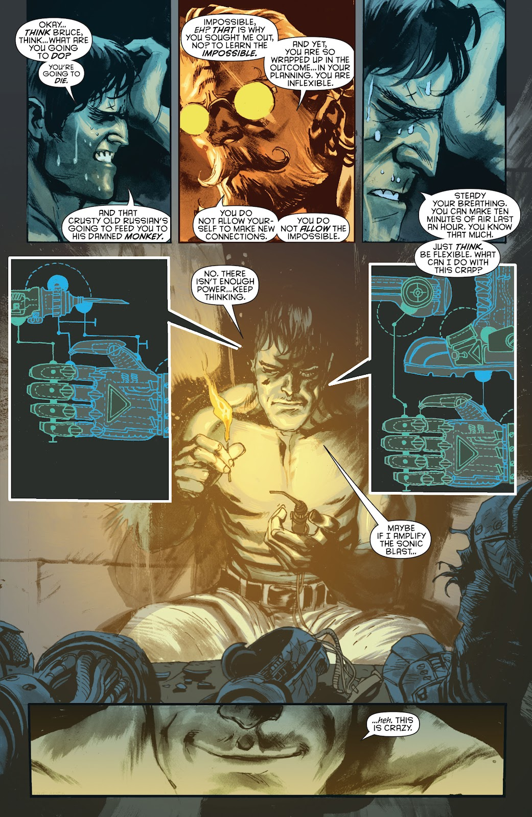Batman (2011) Issue #22 #37 - English 27