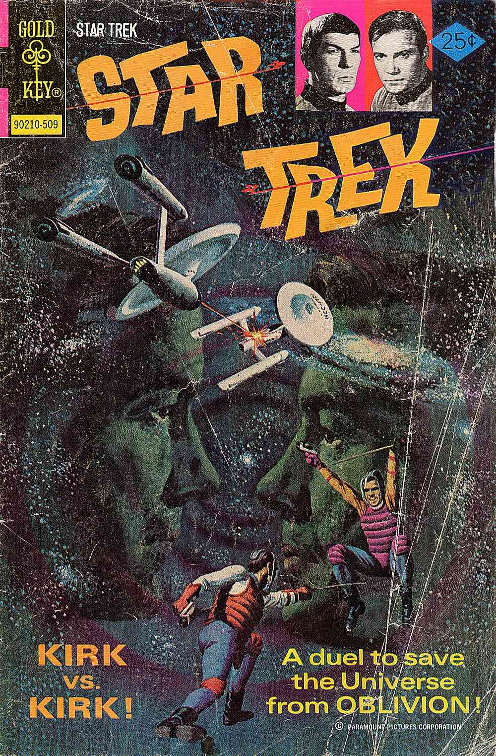 Star Trek (1967) Issue #33 #33 - English 1