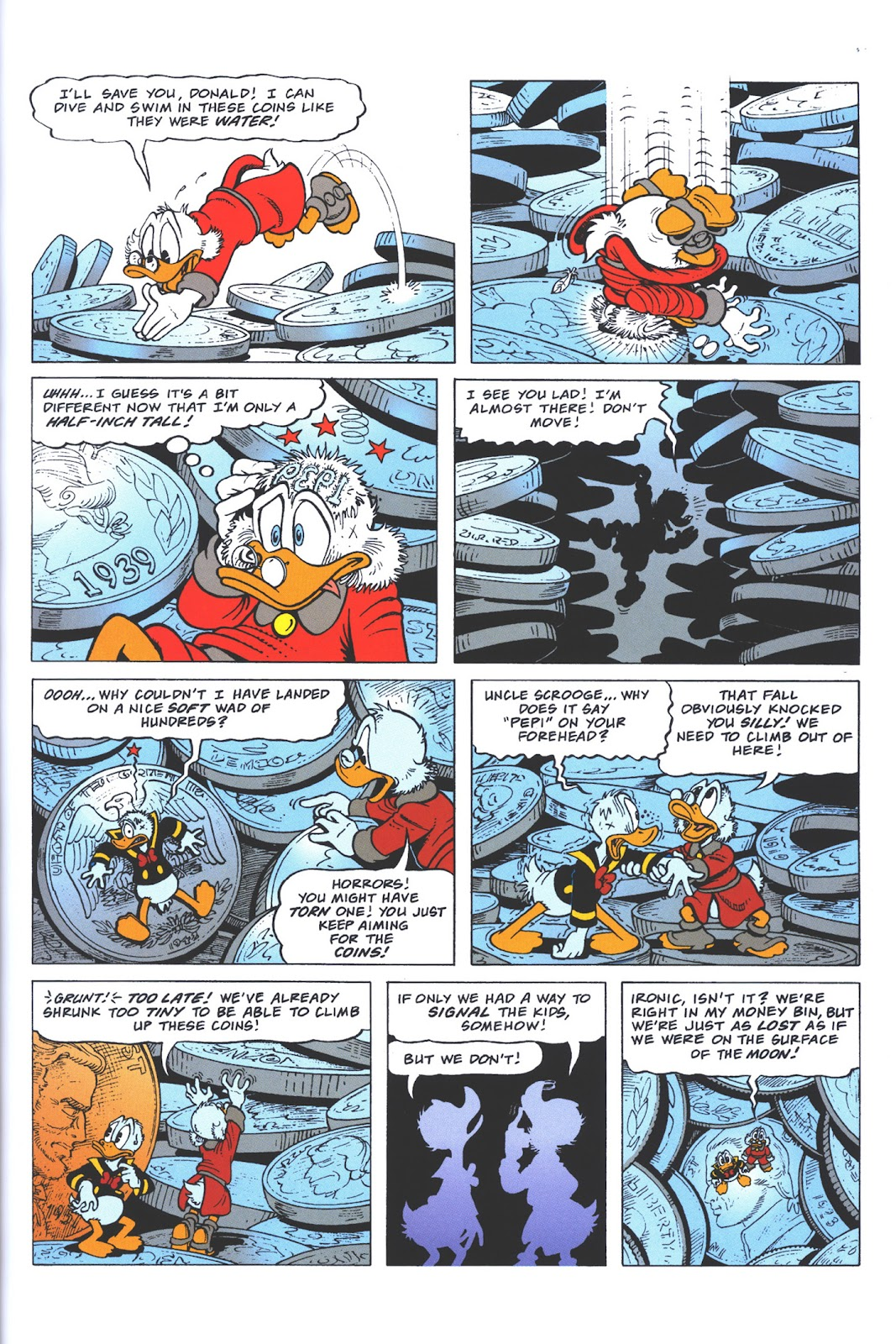 Uncle Scrooge (1953) Issue #359 #359 - English 11