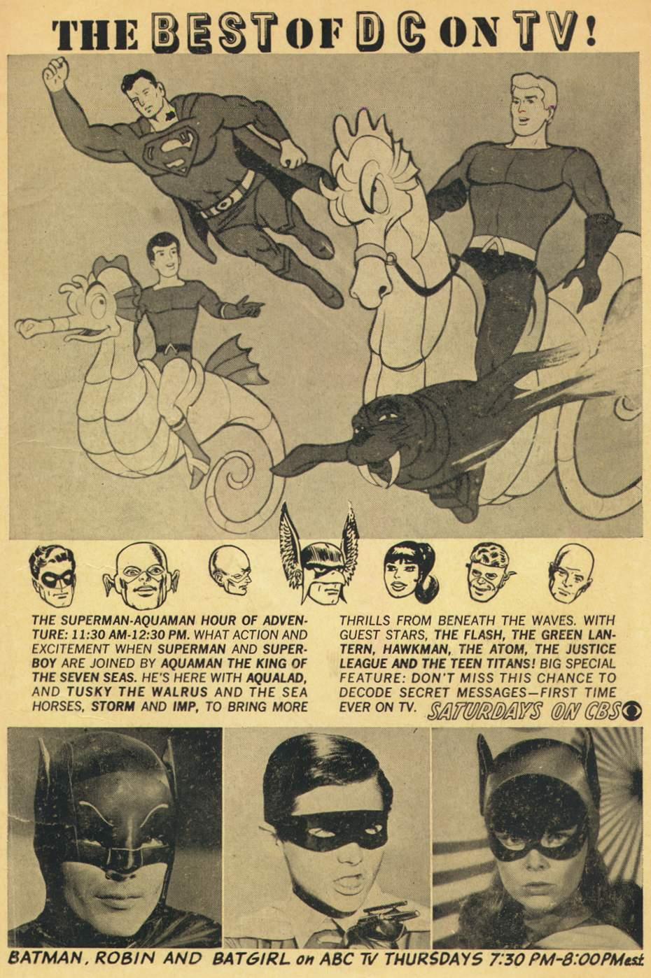 Aquaman (1962) Issue #36 #36 - English 34