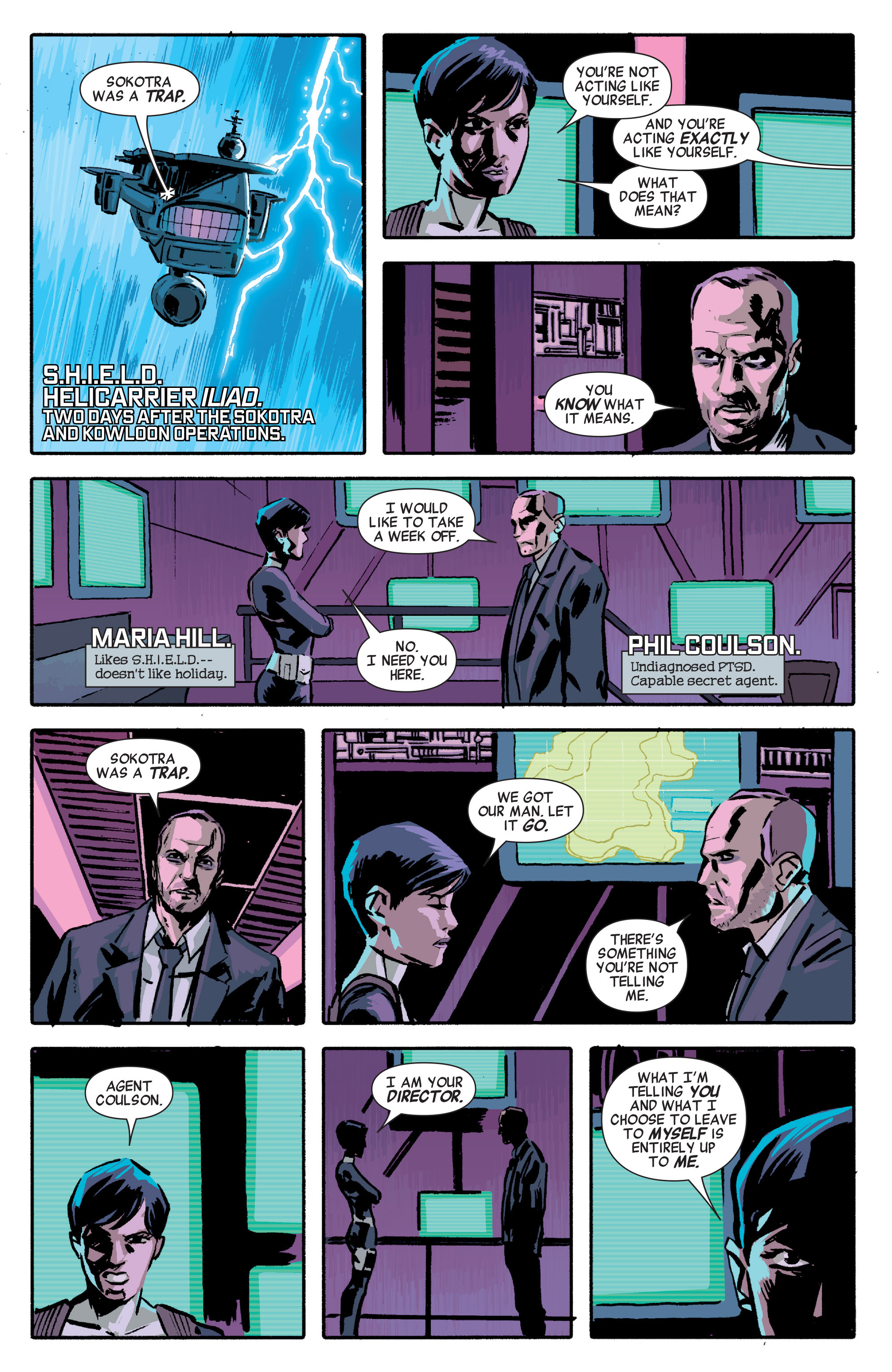 Read online Secret Avengers (2014) comic -  Issue #5 - 3