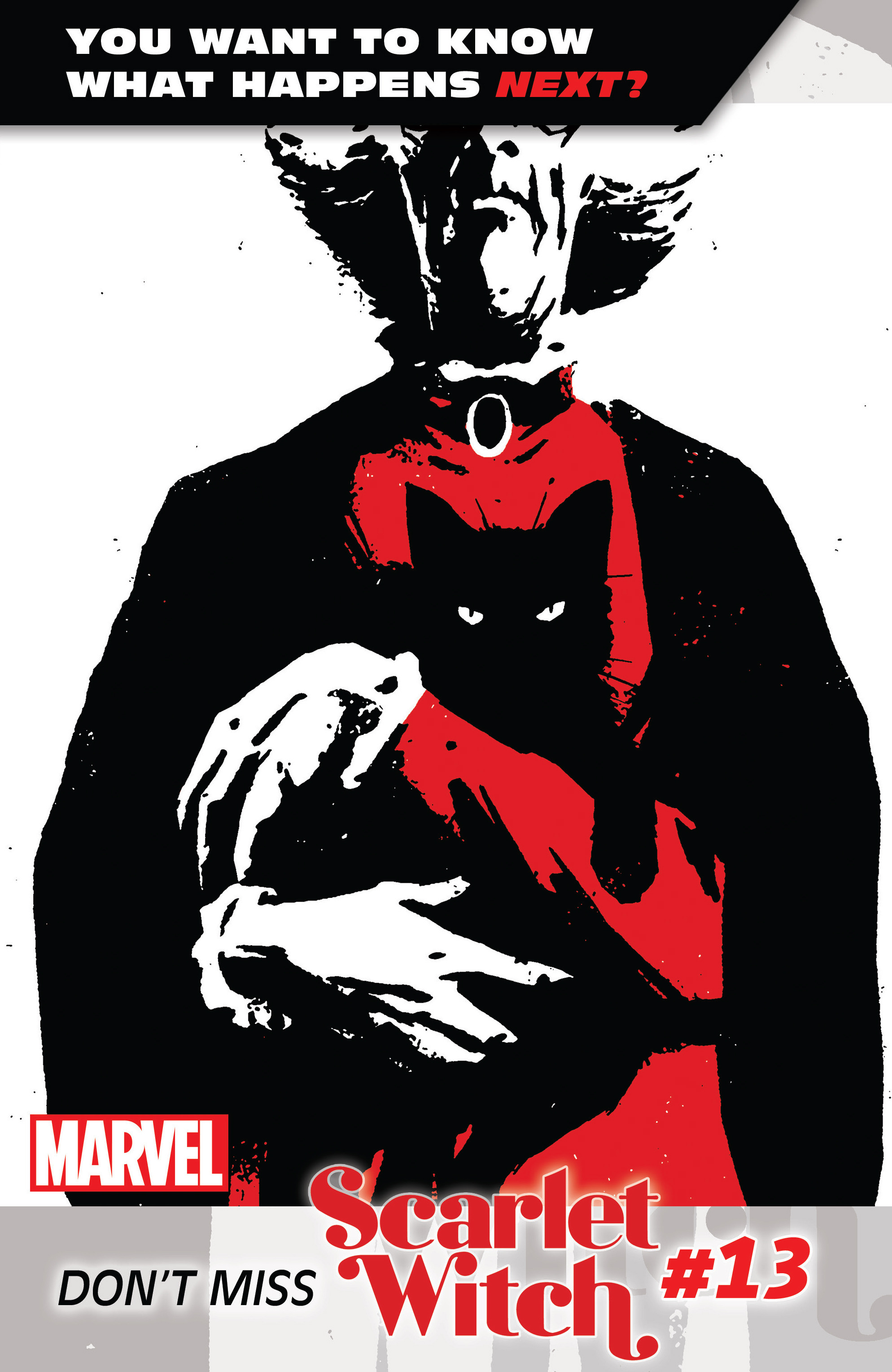 Read online Scarlet Witch (2016) comic -  Issue #12 - 22