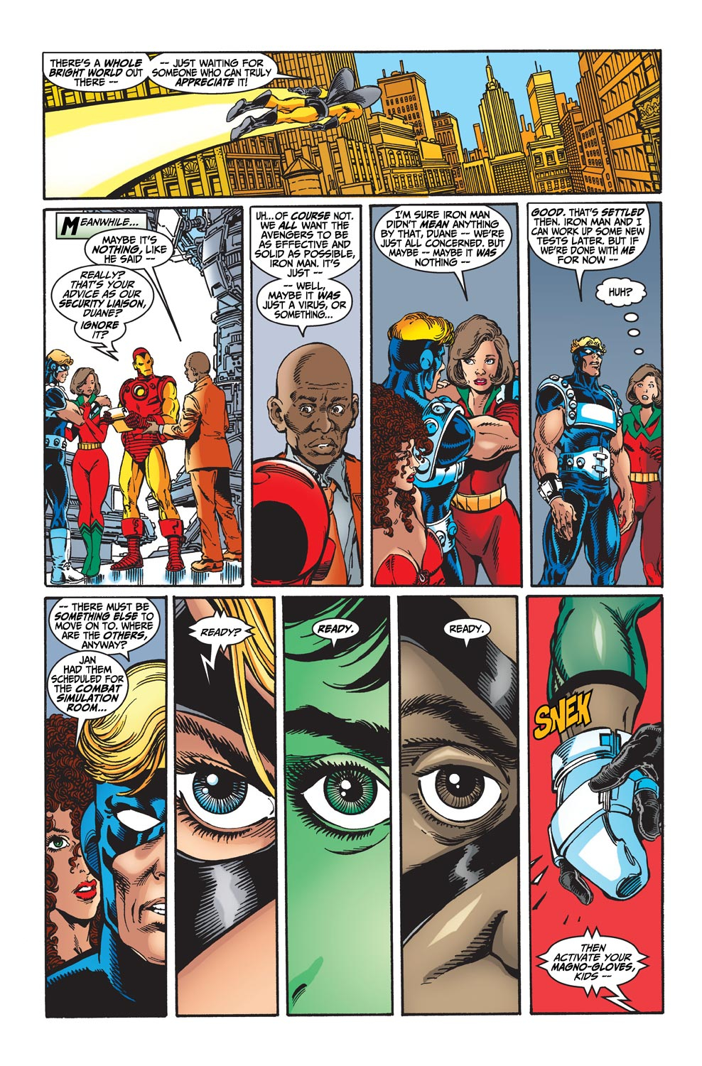 Avengers (1998) 31 Page 6