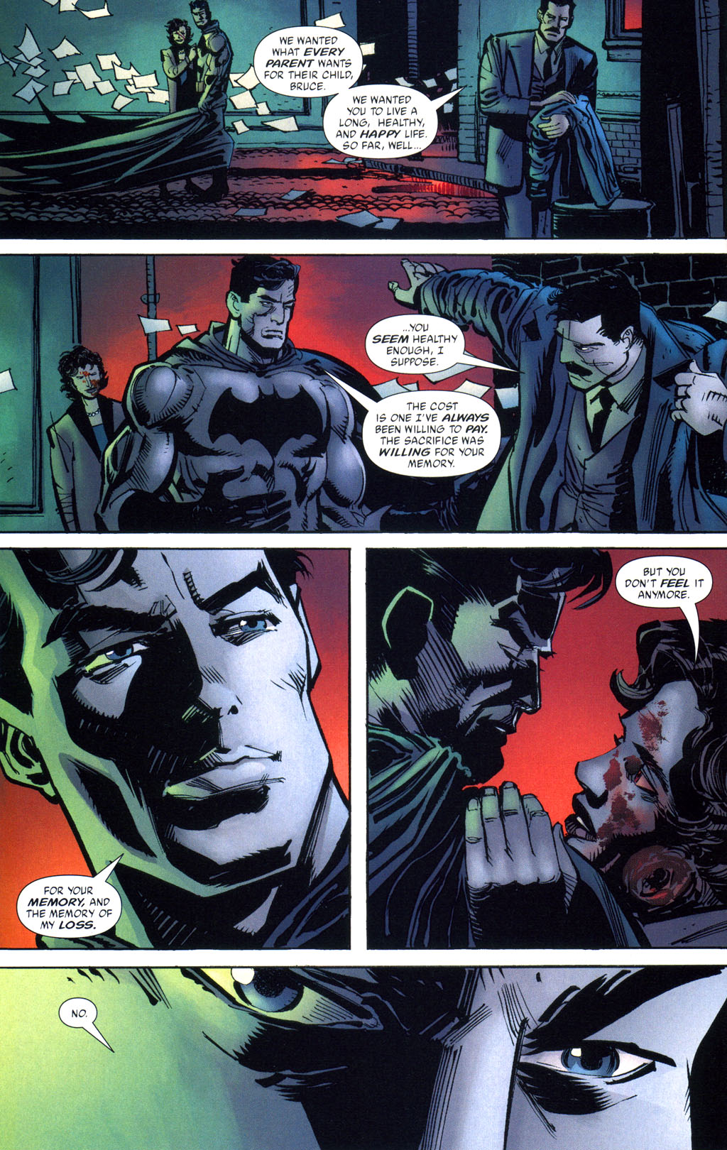 Batman: Death and the Maidens 6 Page 21