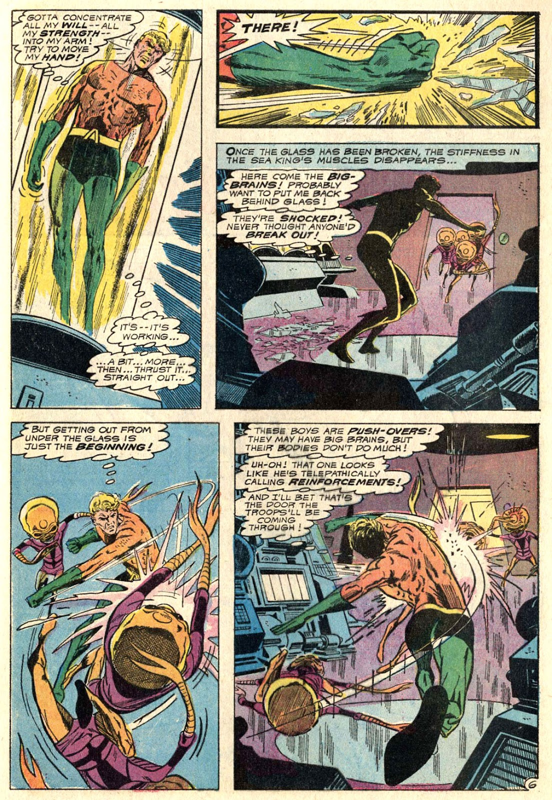 Aquaman (1962) Issue #52 #52 - English 9