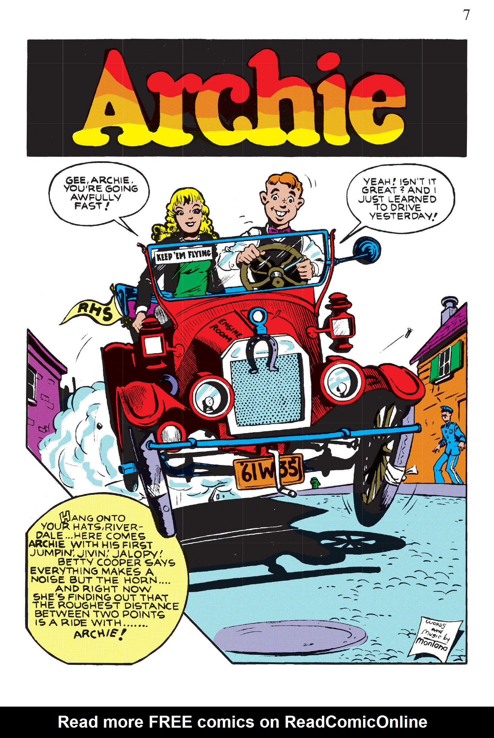 Read online The Best of Archie Comics comic -  Issue # TPB 2 (Part 1) - 9