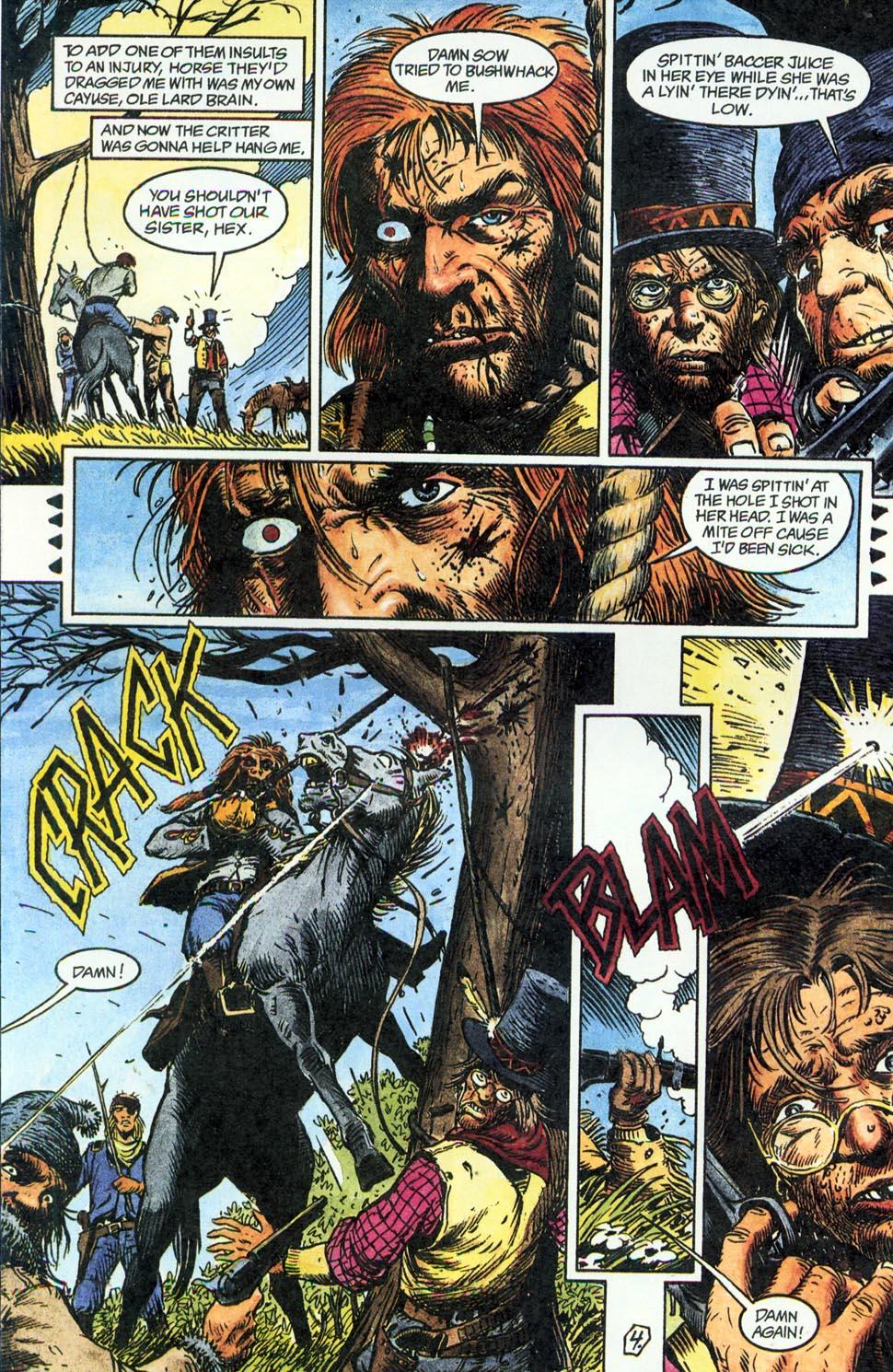 Jonah Hex: Two-Gun Mojo Issue #1 #1 - English 6