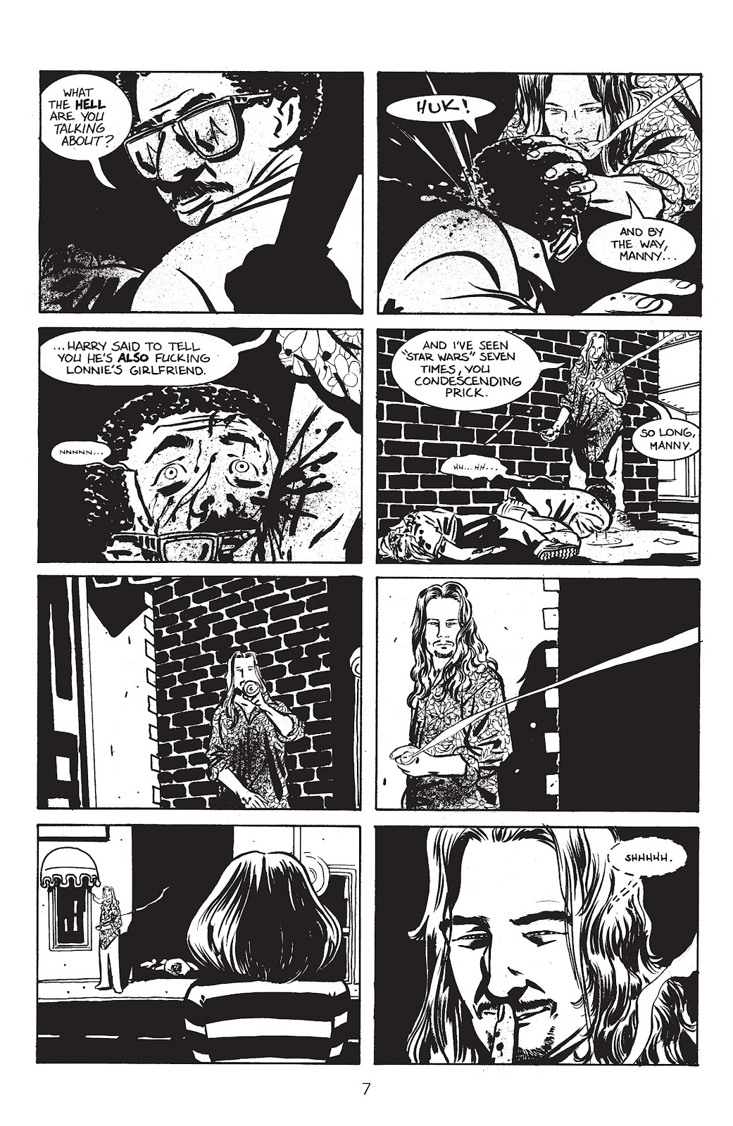 Stray Bullets Issue #2 #2 - English 9