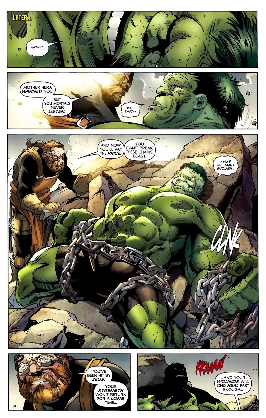 Incredible Hulks (2010) Issue #622 #12 - English 18