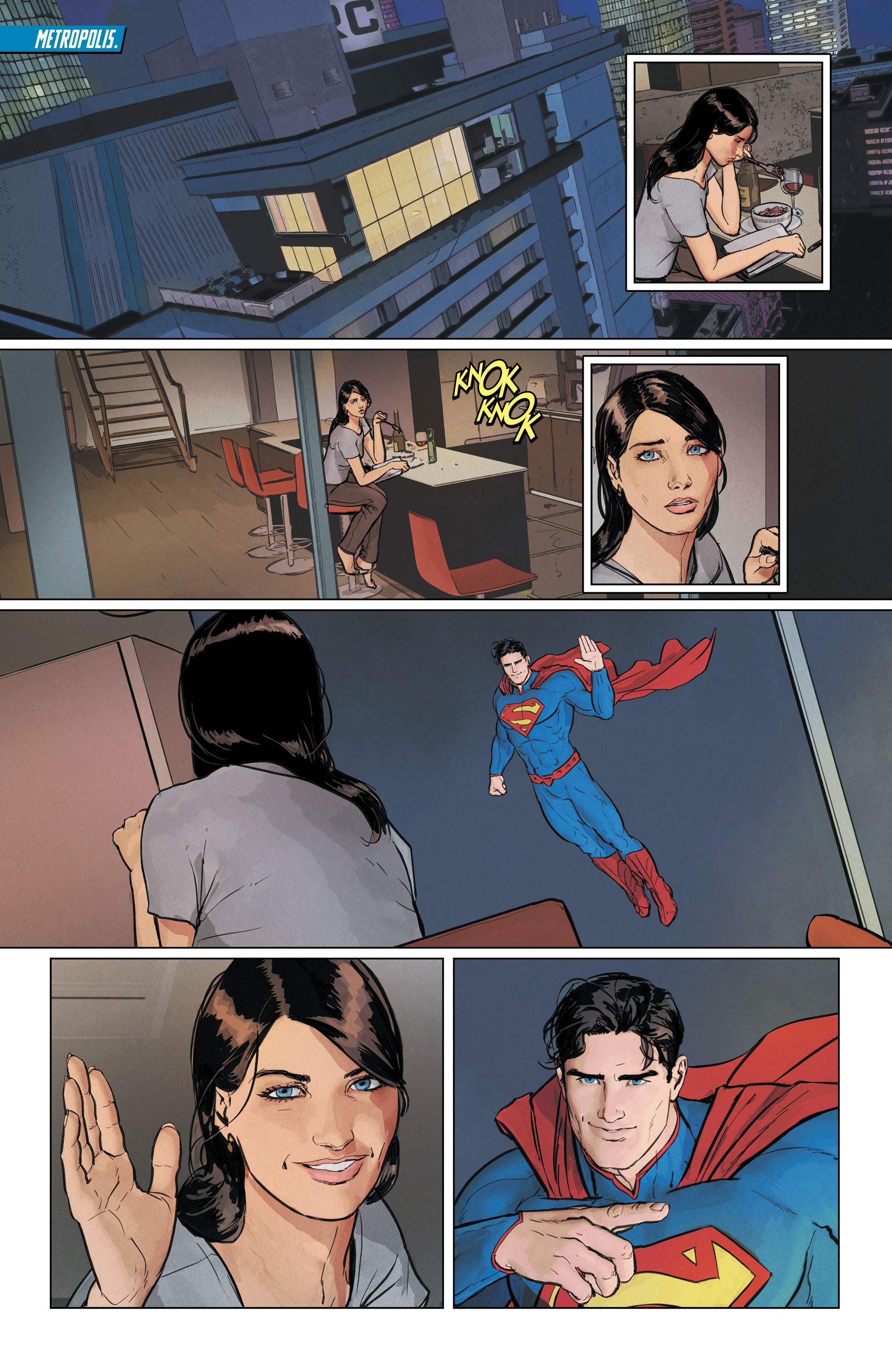 Read online Superman (2011) comic -  Issue #51 - 20