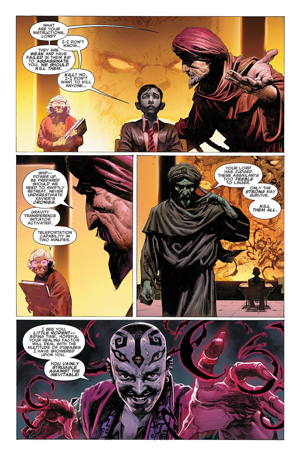 Uncanny X-Force (2010) Issue #3 #3 - English 8