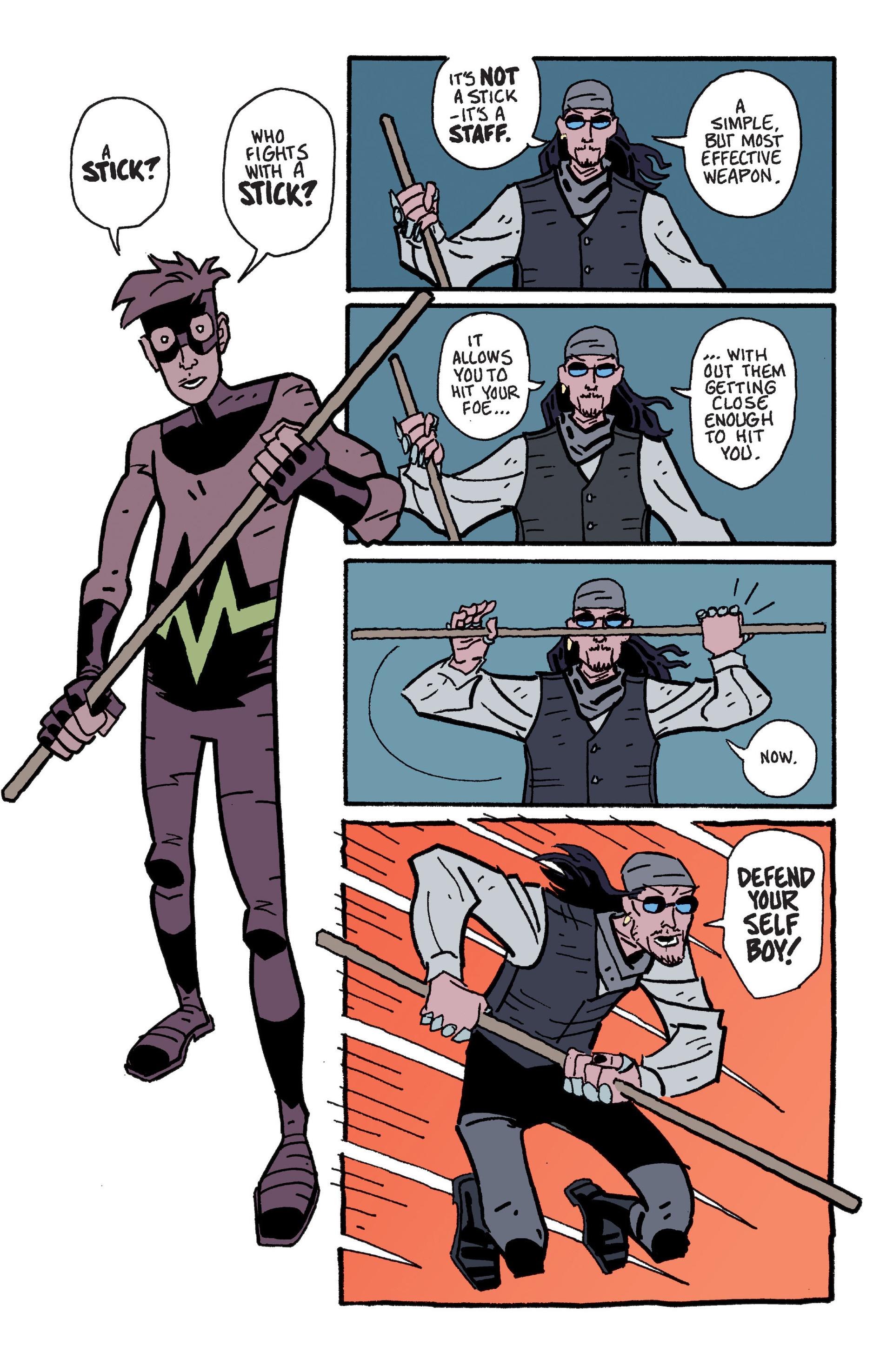 Mudman #6 #7 - English 14