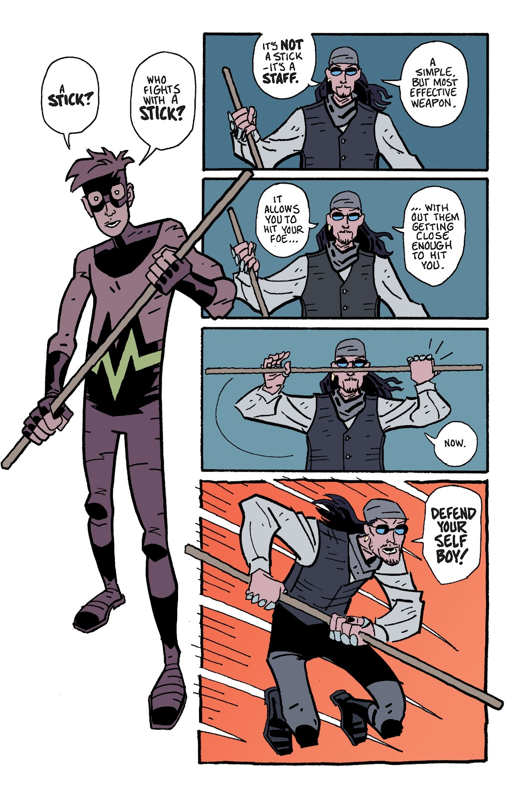 Mudman Issue #6 #6 - English 14