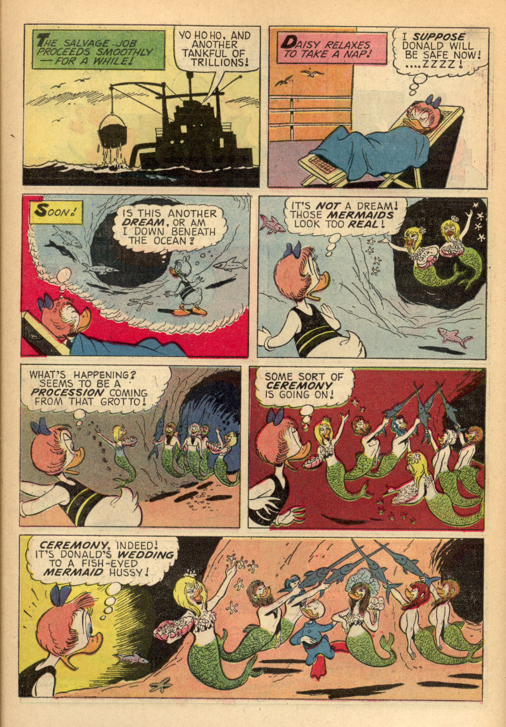 Uncle Scrooge (1953) Issue #68 #68 - English 14