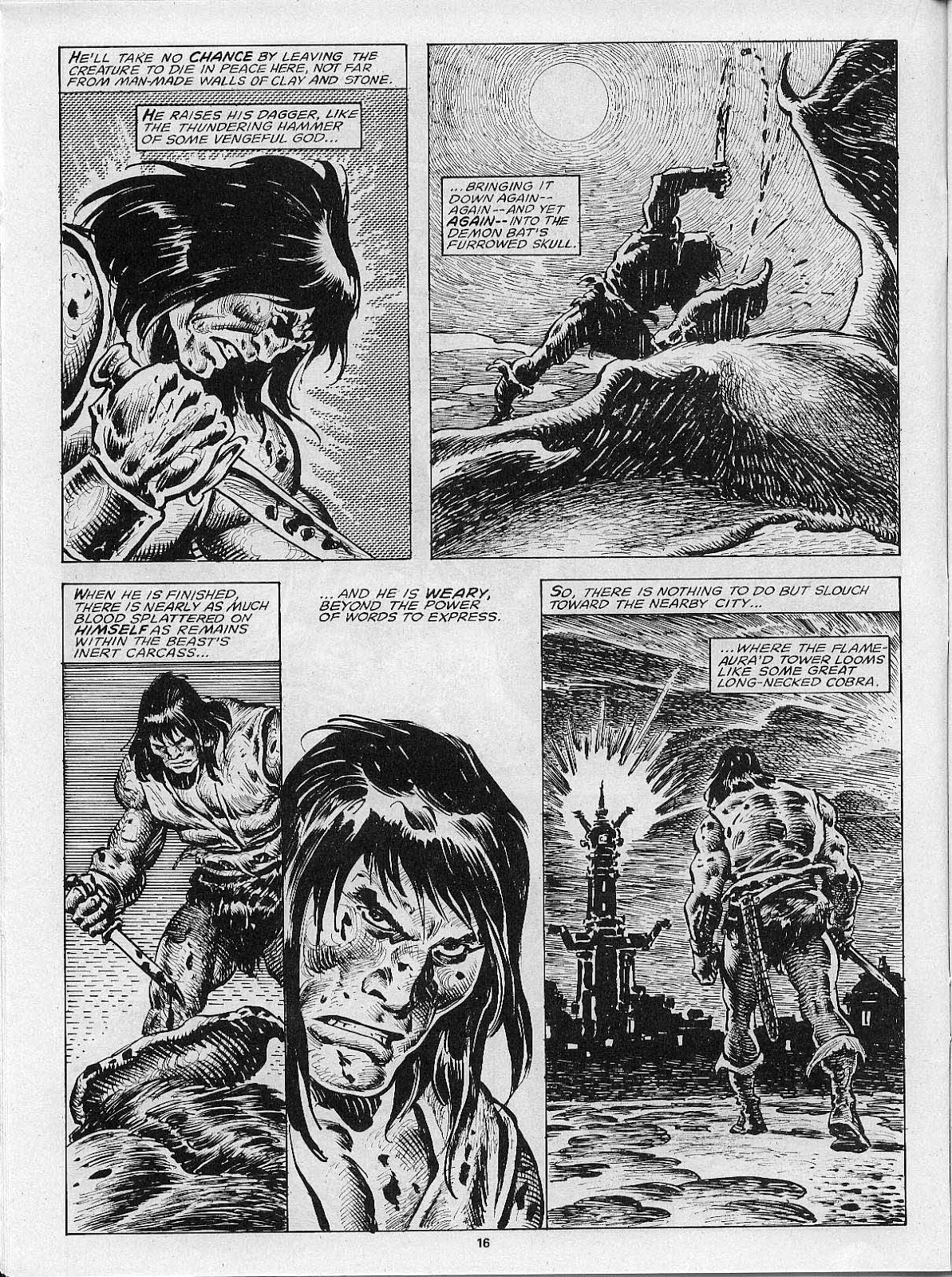 The Savage Sword Of Conan Issue #200 #201 - English 18