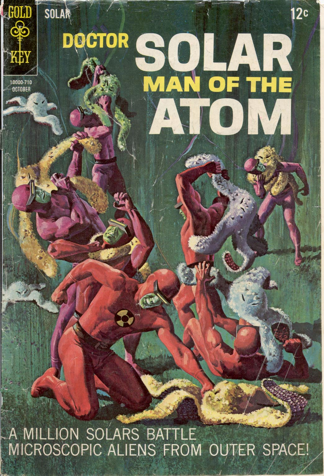 Doctor Solar, Man of the Atom (1962) 21 Page 1