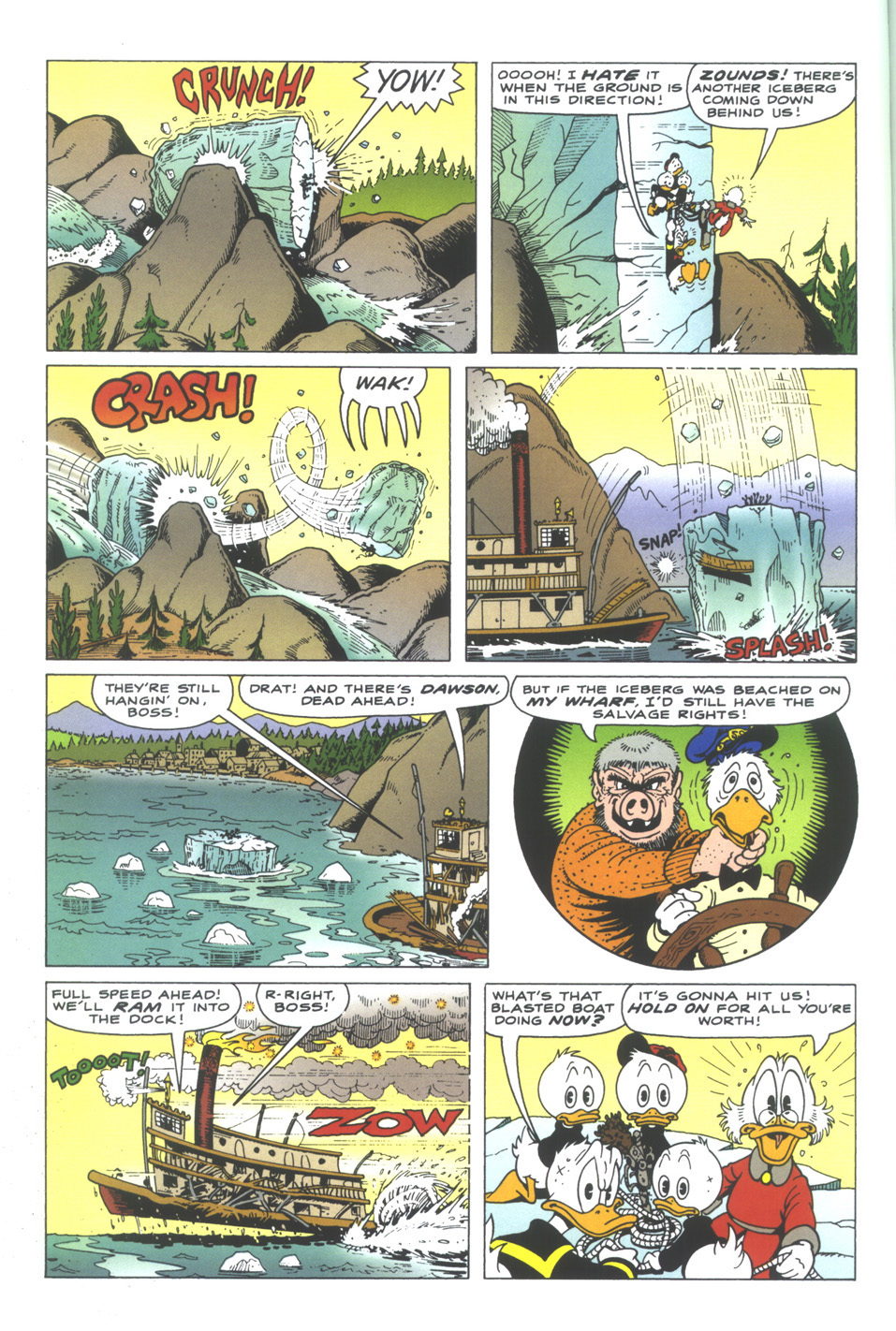 Uncle Scrooge (1953) Issue #350 #350 - English 26