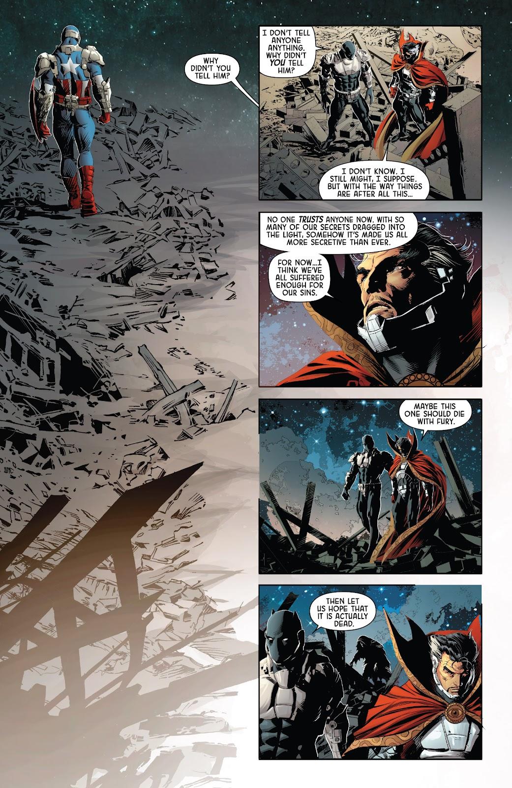 Original Sin Issue #8 #27 - English 27
