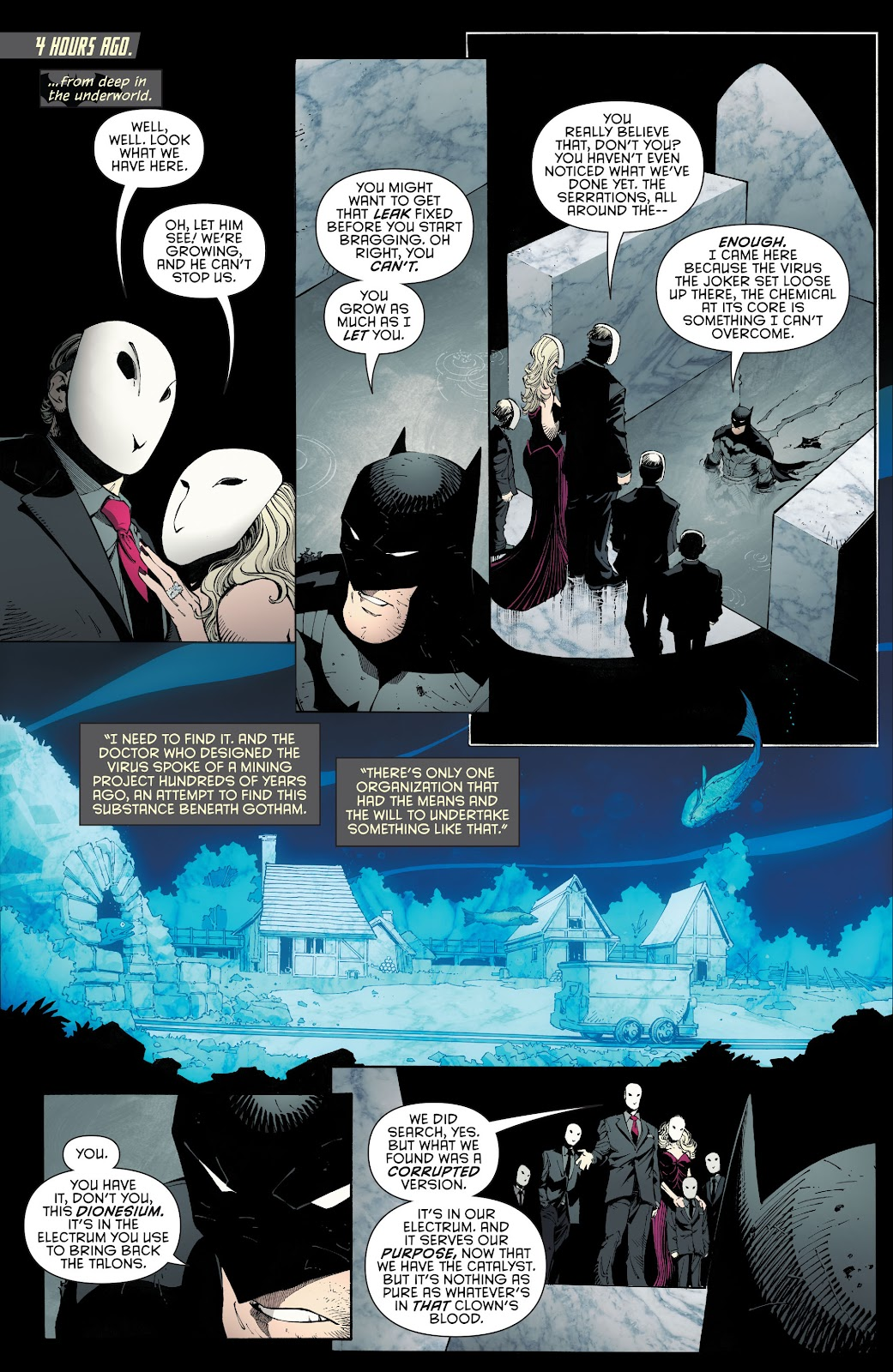 Batman (2011) Issue #39 #58 - English 4